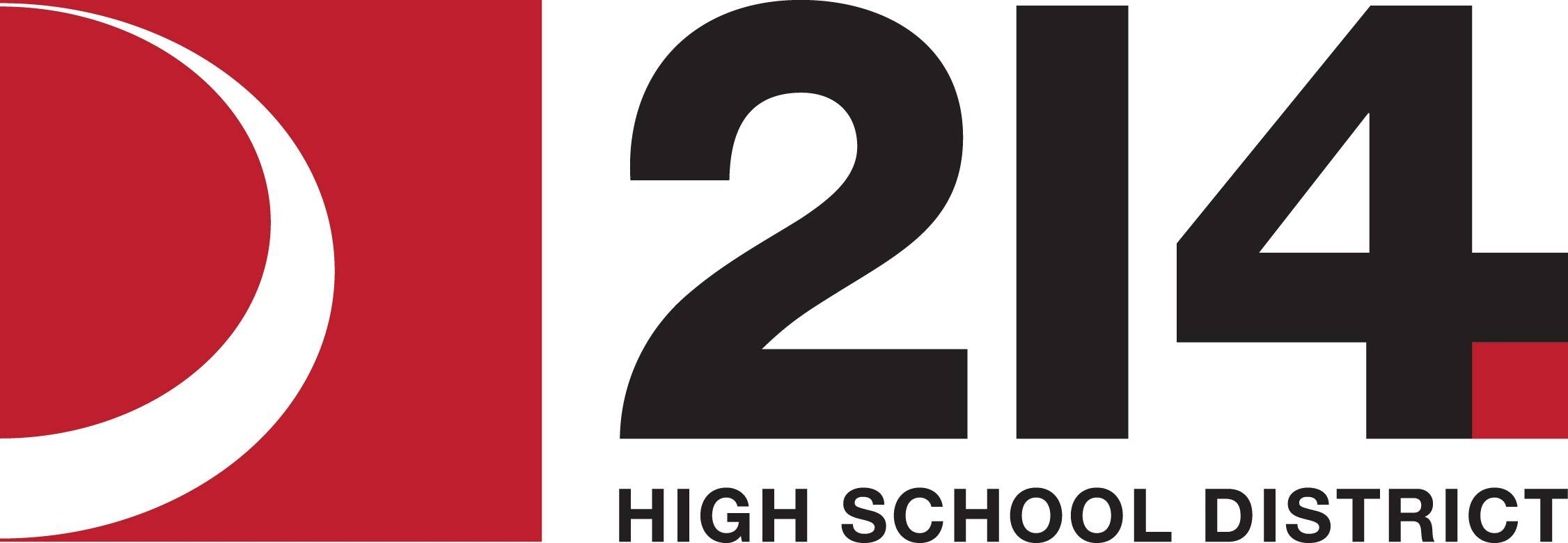 The new logo for District 214