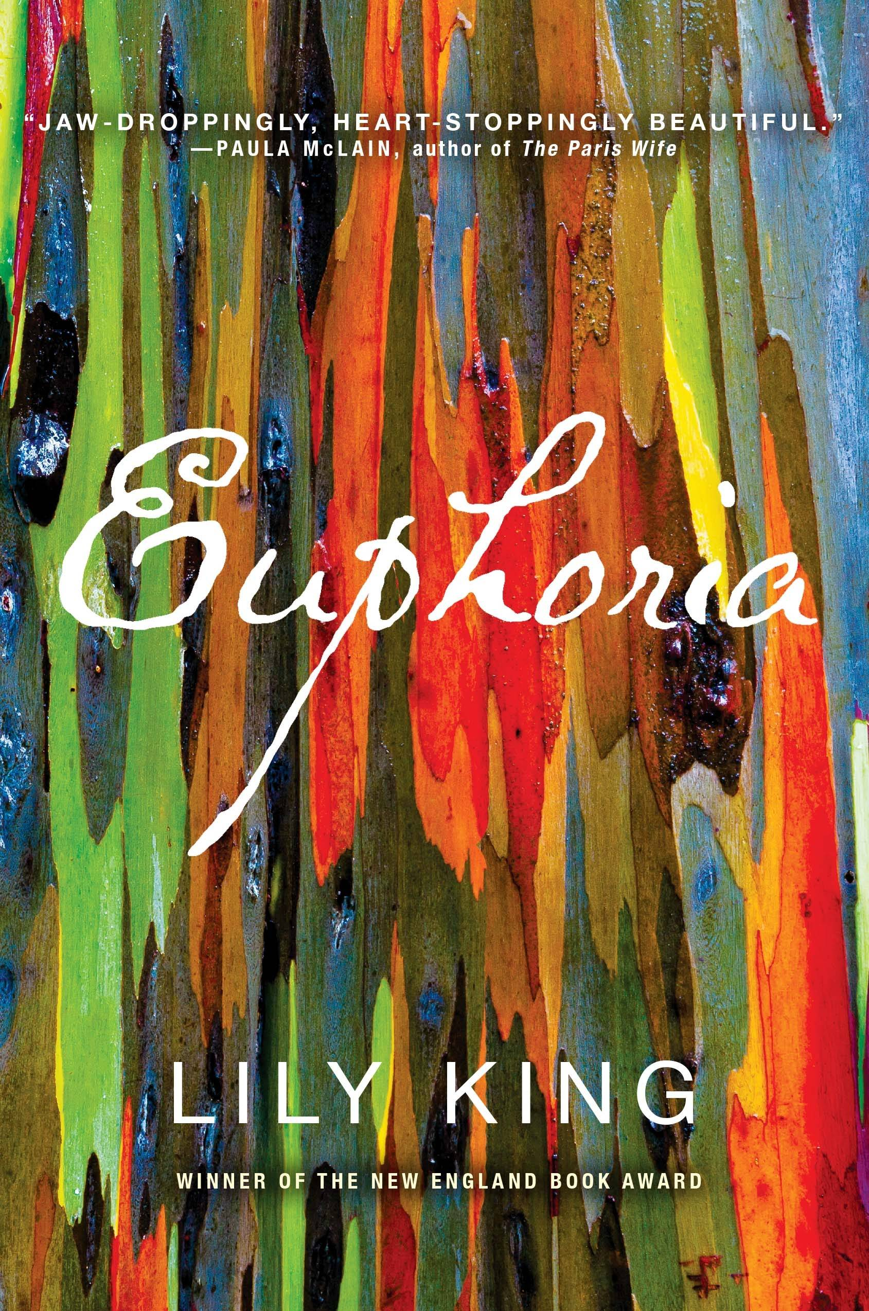 "At times fascinating and harrowing, ""Euphoria"" by Lily King offers a many-sided look at love and eros."