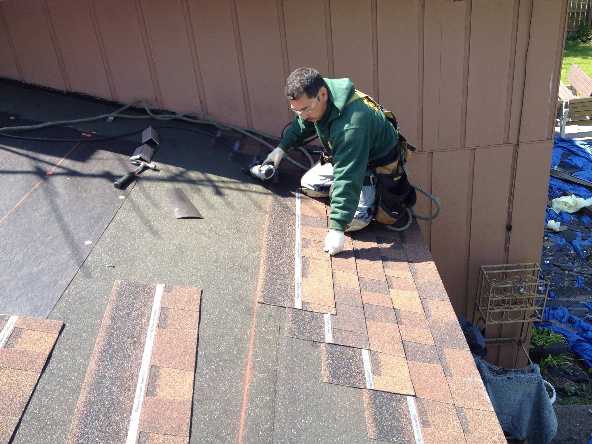 M & M Home Remodeling Services began as a roofing company and still provides this vital service.