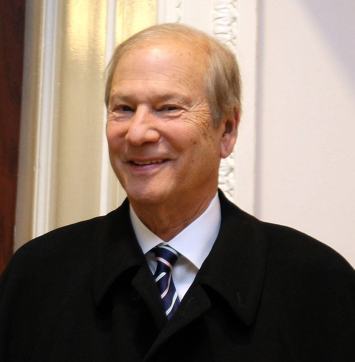 Interstate General Media minority owner Lewis Katz.