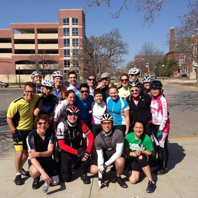 Suburban cyclists bike across nation to fight cancer