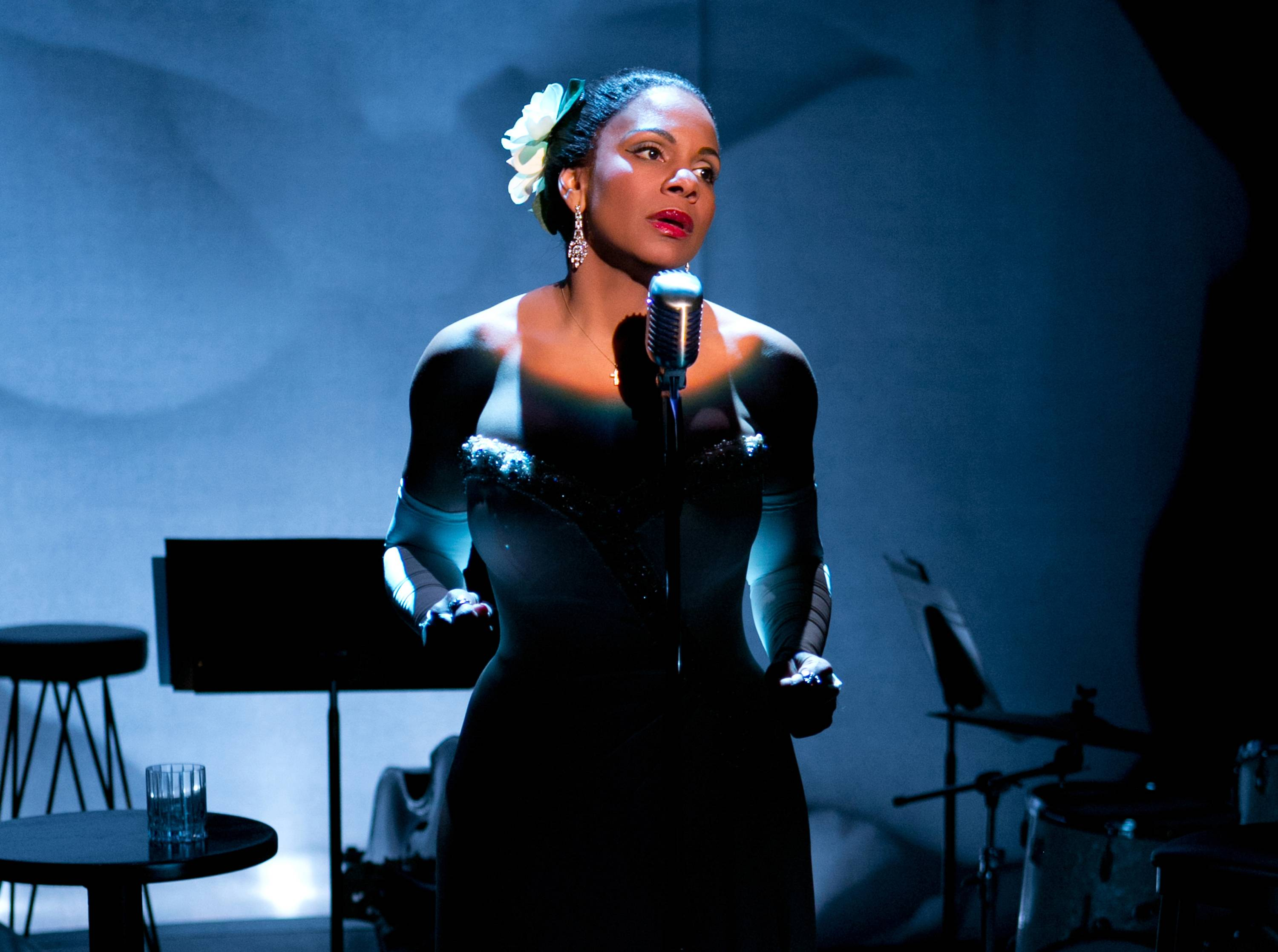 "Audra McDonald won her sixth Tony for playing Billie Holiday in ""Lady Day at Emerson's Bar & Grill"" at the Tony Awards Sunday night."