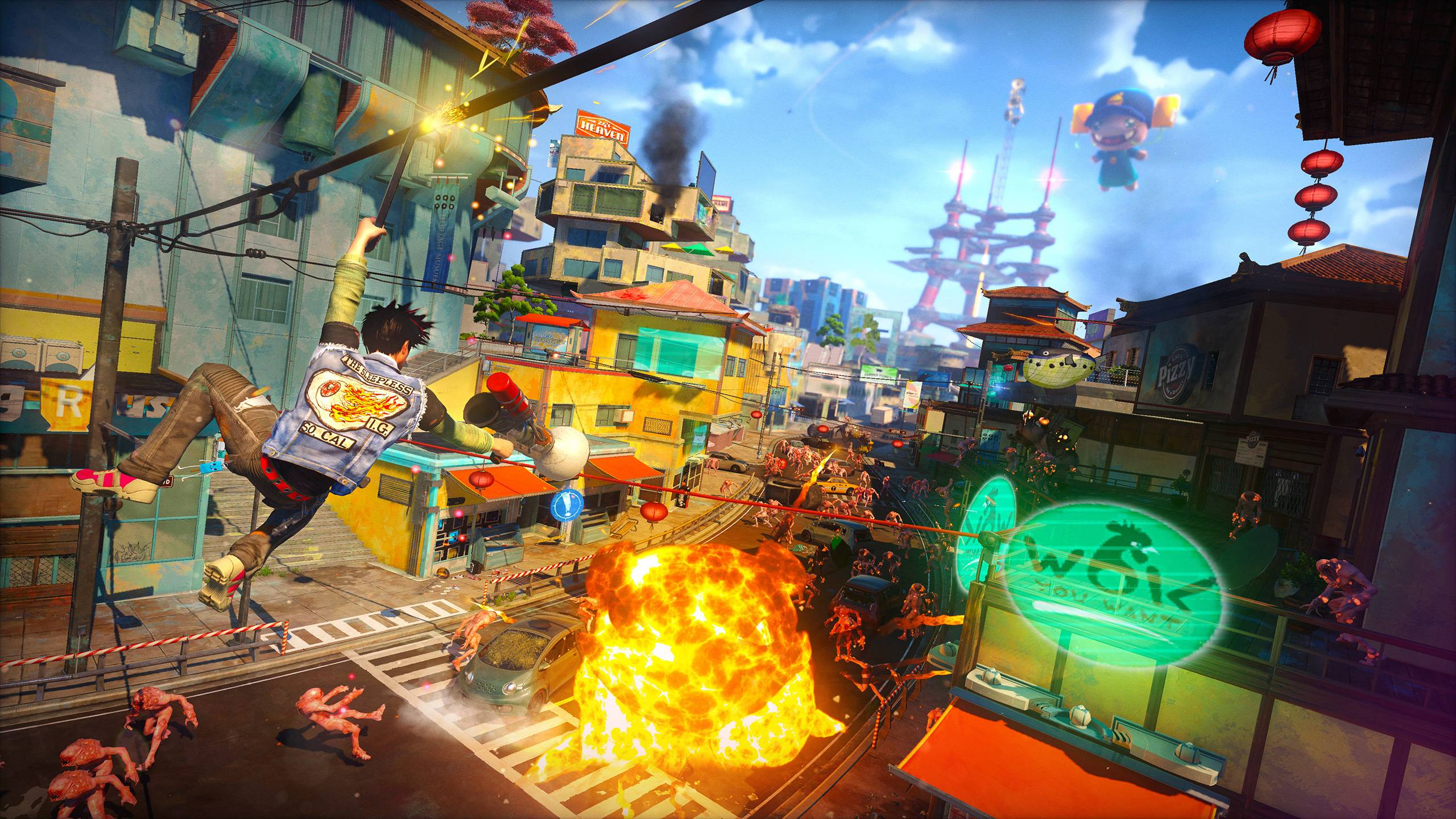 "Sony's ""Sunset Overdrive"" is paving the way for several new video games that don't contain numbers in their titles to be hyped at next week's Electronic Entertainment Expo. With anticipation mounting for original games like ""Destiny,"" ""The Order: 1886"" and ""Sunset Overdrive,"" have game makers finally discovered the cure for sequelitis?"