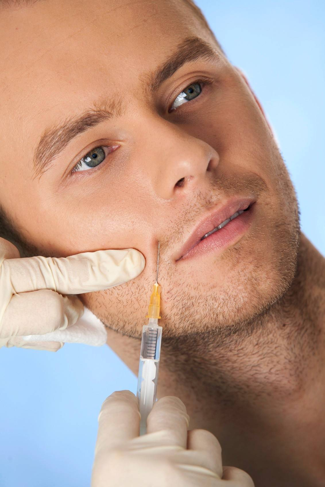 Dermatologists have seen growth in the number of men seeking to improve their appearance.