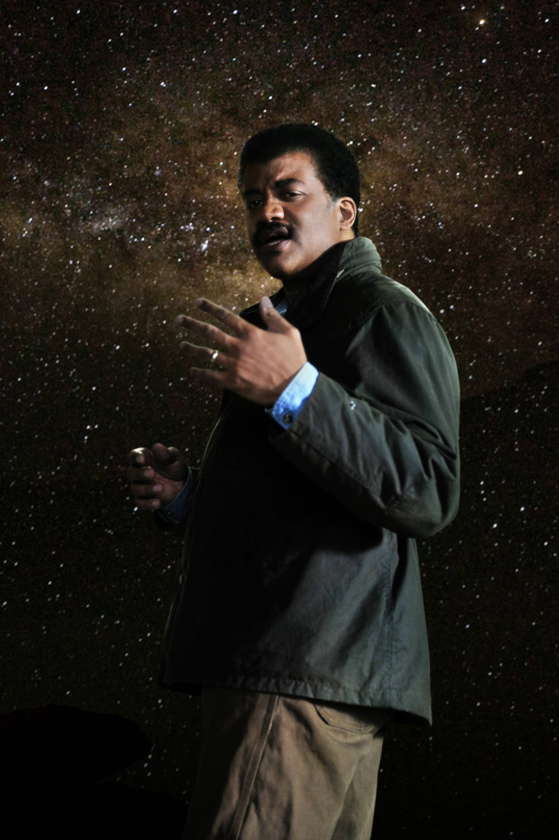 "Neil deGrasse Tyson hosts ""Cosmos: A Spacetime Odyssey,"" which wraps up its 13-episode run Sunday on FOX and arrives June 10 on DVD and Blu-ray."