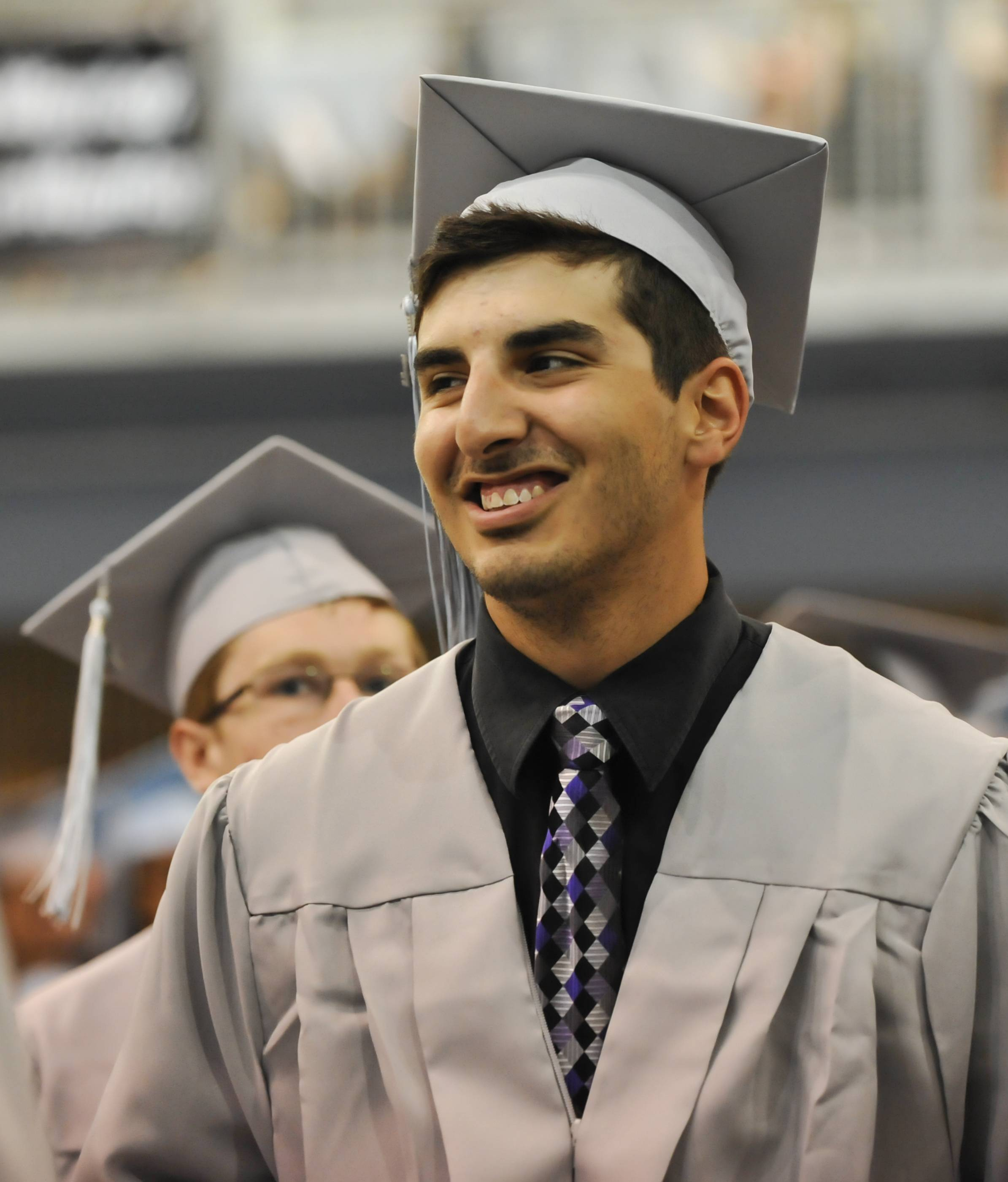 Willowbrook High School held its graduation Sunday, June 8 at the school in Villa Park.