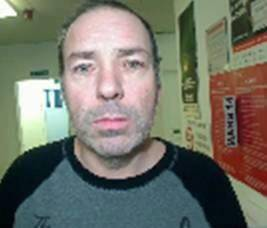 Serge Pomerleau is shown in this police handout photo. Quebec Provincial Police say three inmates have escaped late Saturday from the Orsainville Detention Centre in Quebec City with the help of a green coloured helicopter.