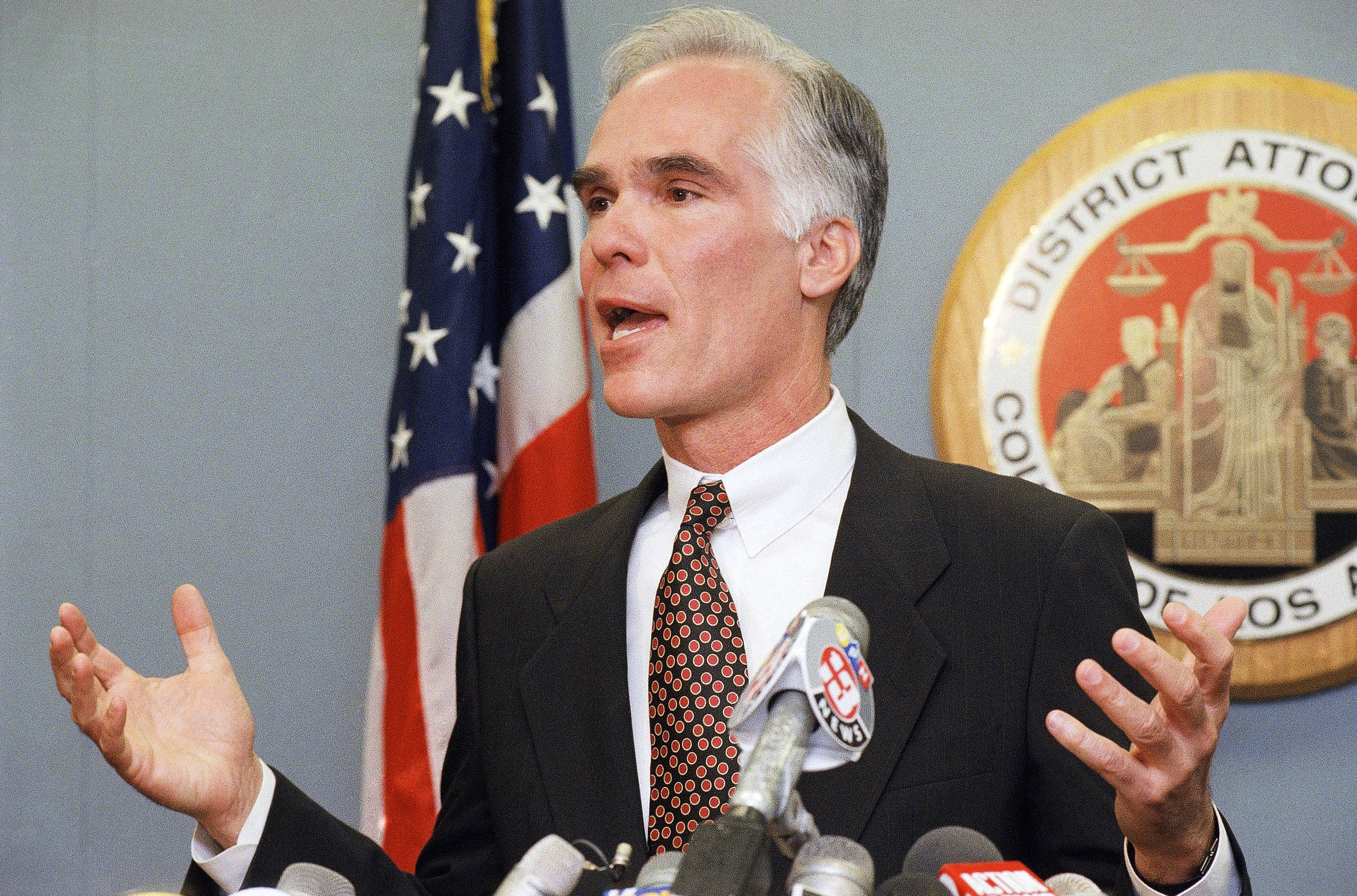 Los Angeles District Attorney Gil Garcetti was re-elected to another term in spite of criticism of his handling of the Simspon case. He later changed careers, focusing on his passion for photography and traveled the world taking pictures that were published in six books, which tried to raise awareness of social needs such as water wells in Africa.