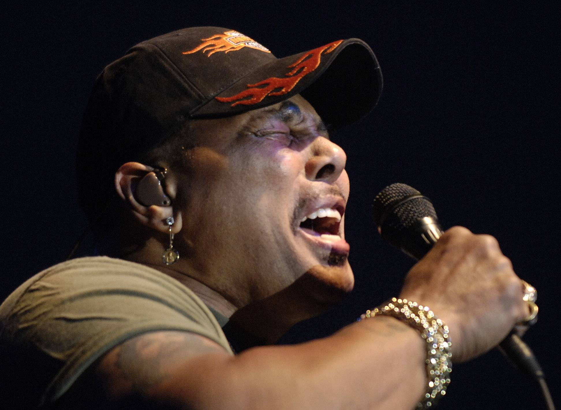 Aaron Neville is a headliner at the 31st annual of the Chicago Blues Festival in Grant Park.