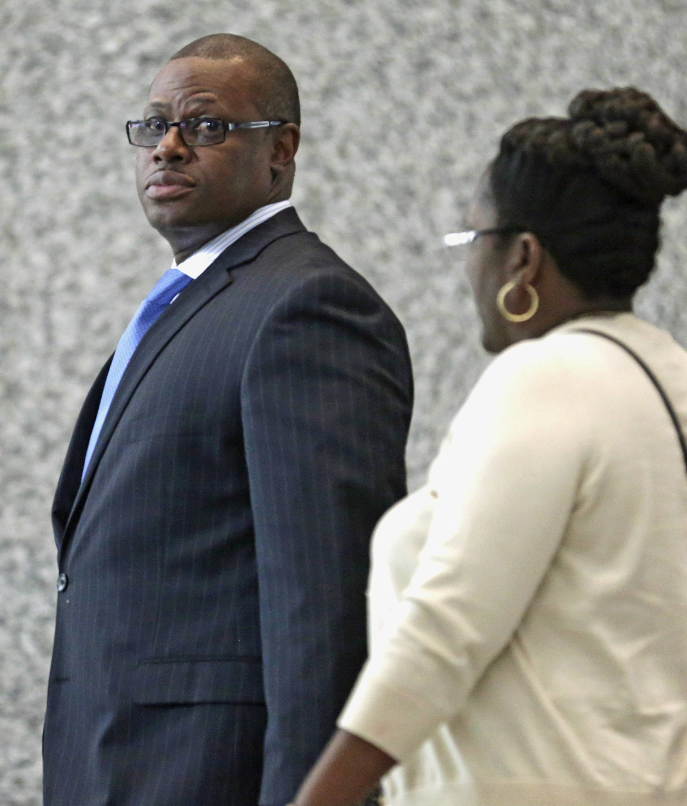 State Rep. Derrick Smith is accused of taking a $7,000 bribe from a day care operator seeking a state grant.