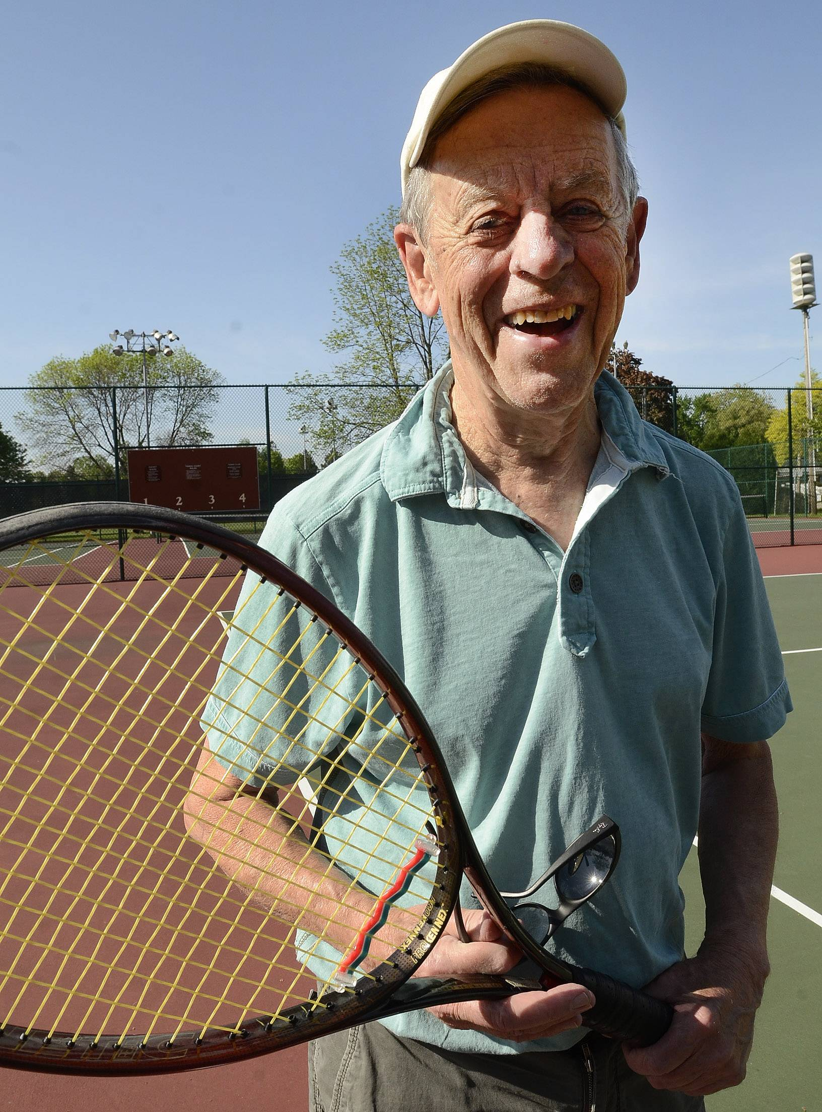 Jim Mooney of Arlington Heights tried retiring to a warmer climate. However, he eventually moved back to the Chicago area.