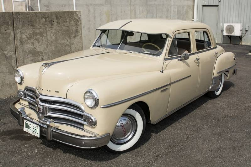 Reliability is a given for owners of 1950 Dodge