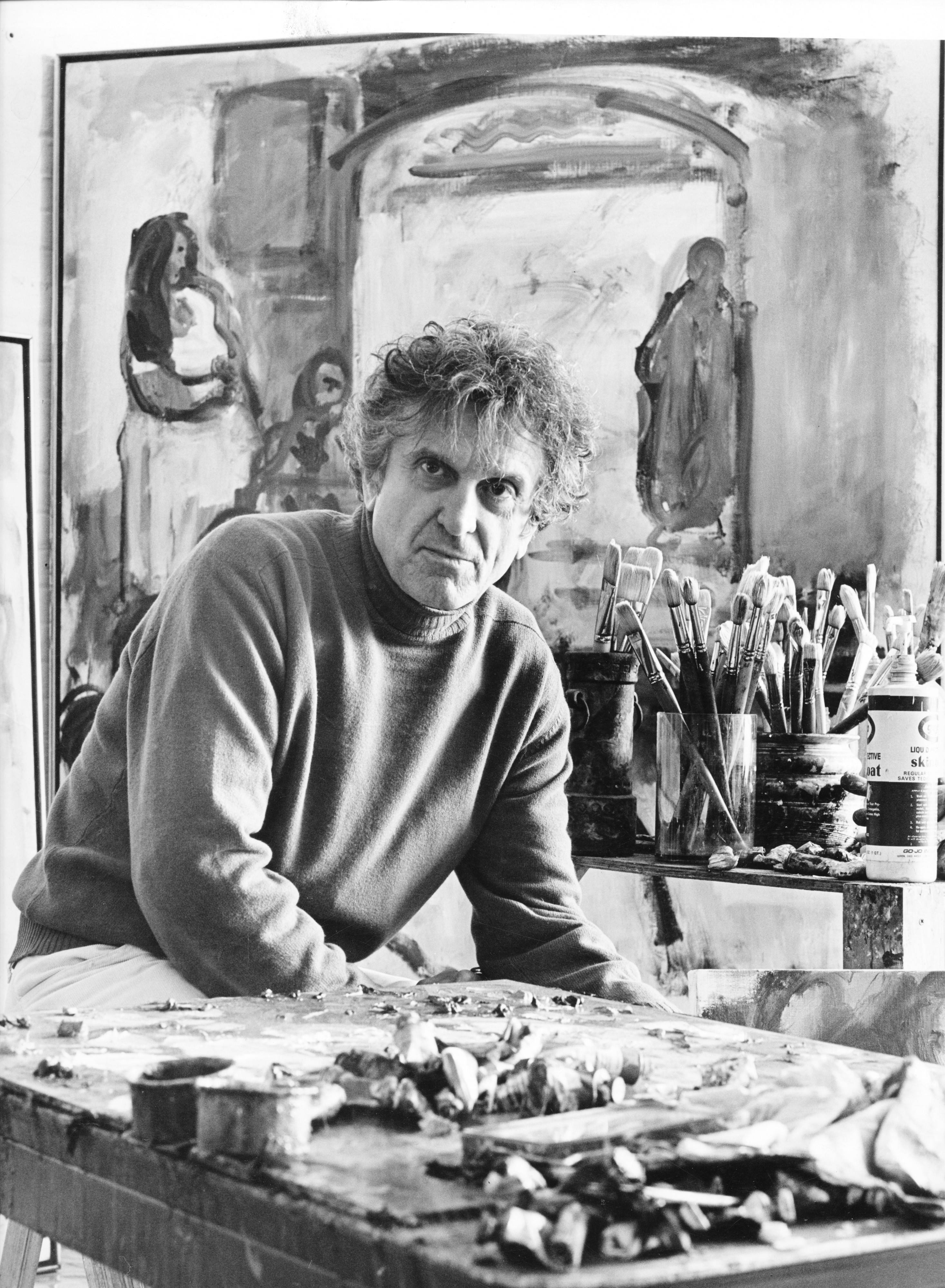 "The life of expressionist painter Robert De Niro, Sr., is explored by his actor son in the documentary ""Remembering the Artist: Robert De Niro, Sr.,"" airing on HBO."