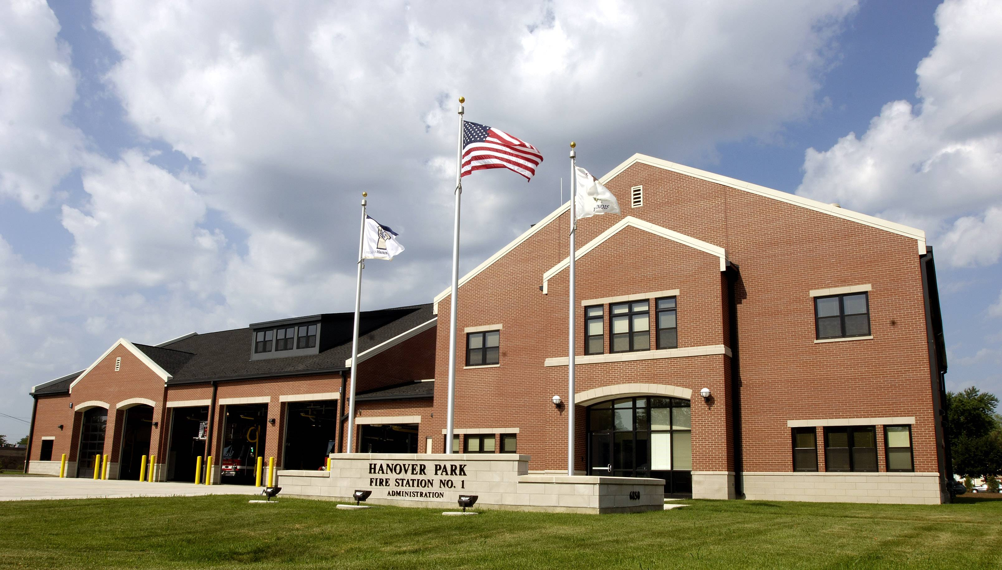 Hanover Park Fire Department officials want to bring a largely industrial area -- and the tax revenue it generates -- into its jurisdiction. Bloomingdale Fire Protection District currently covers the coveted sites.