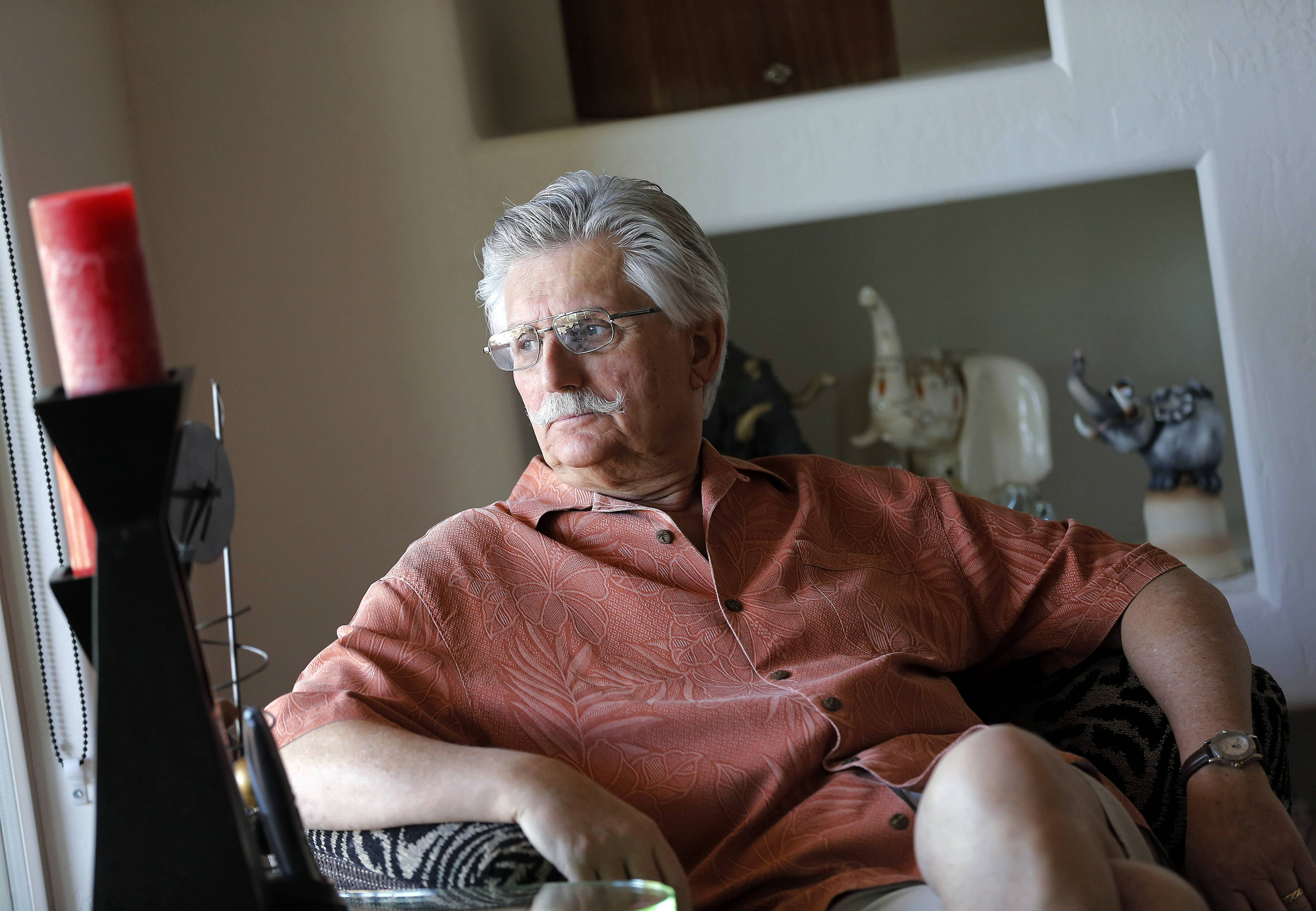 Fred Goldman, father of murder victim Ronald Goldman, has not rested since a jury acquitted O.J. Simpson 20 years ago. Goldman and the family of Simpson's slain ex-wife took the former football hero to civil court, got a $33.5 million judgment and Goldman then seized anything that could help pay that award.
