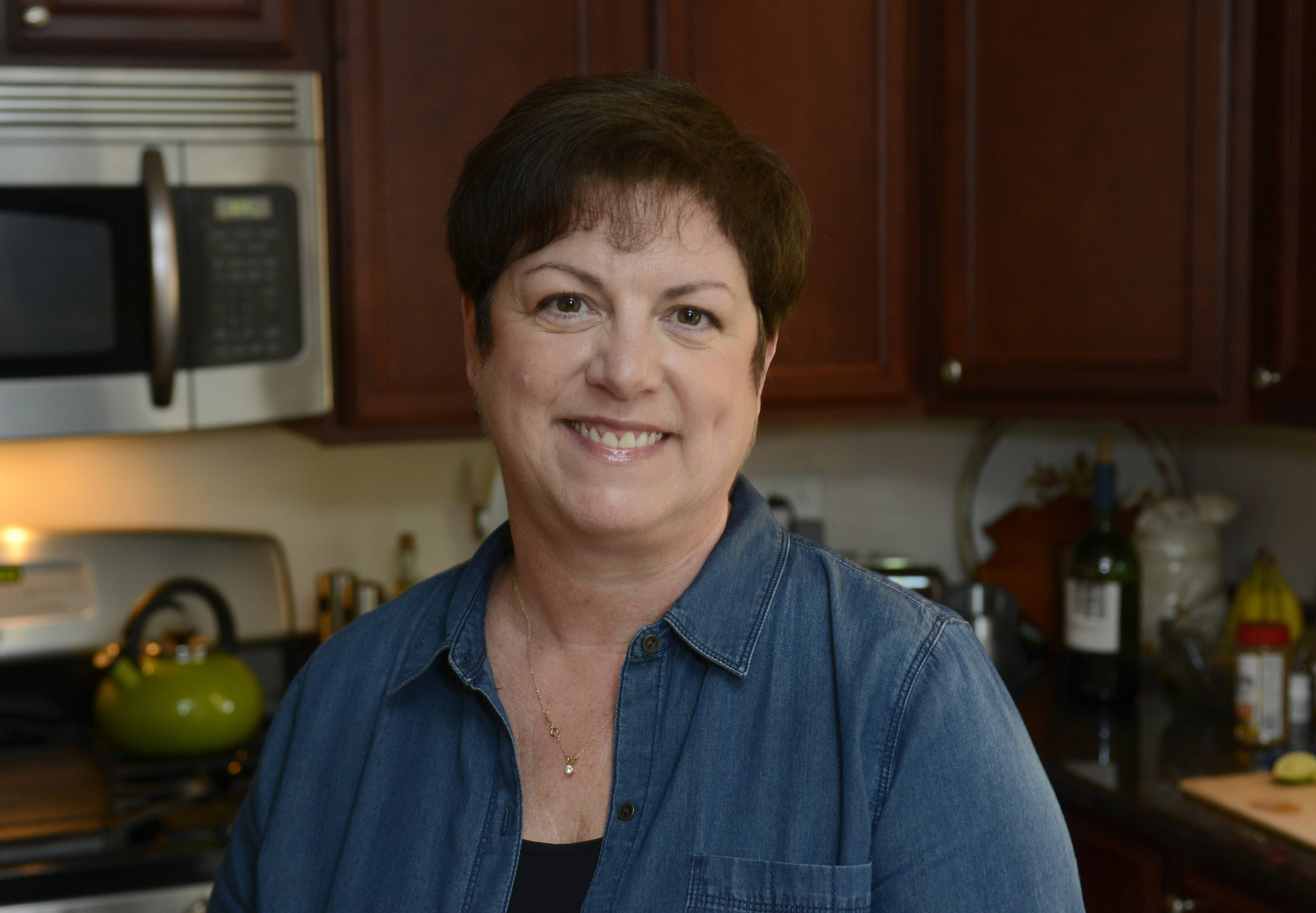 Sue Cortesi has learned how to stretch the family meal budget still load the dinner table with bold flavors.
