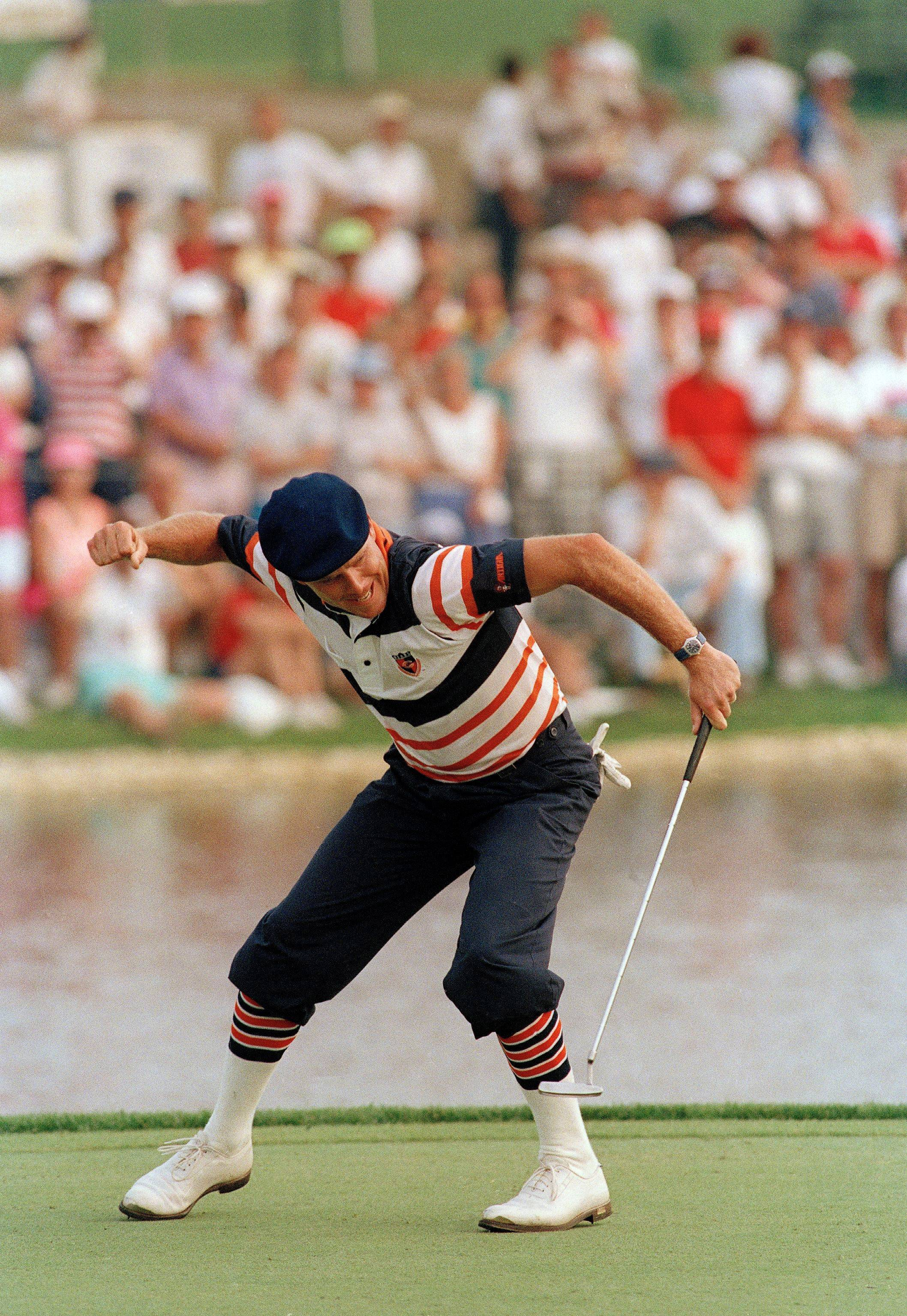 The late Payne Stewart, who won the PGA Championship in 1989 at Kemper Lakes, will be remembered at a fundraising reception next week at the Hawthorn Woods golf course, which is also marking its 35th year.