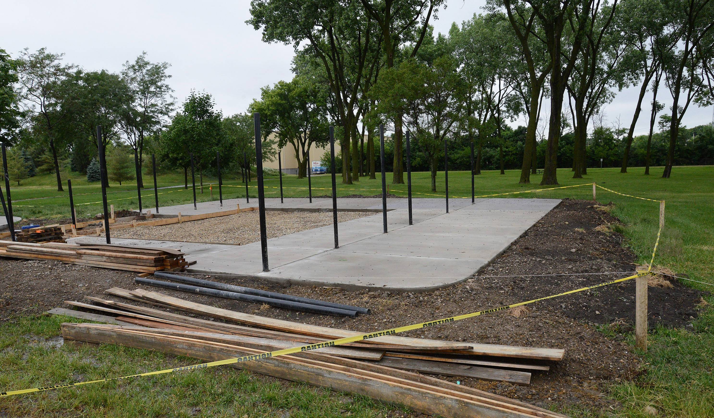 The Arlington Heights and Mount Prospect park districts already have sold 500 memberships -- the maximum available for now -- to their new Canine Commons dog park. The facility, located in Mount Prospect's Melas Park, is set to open June 21.