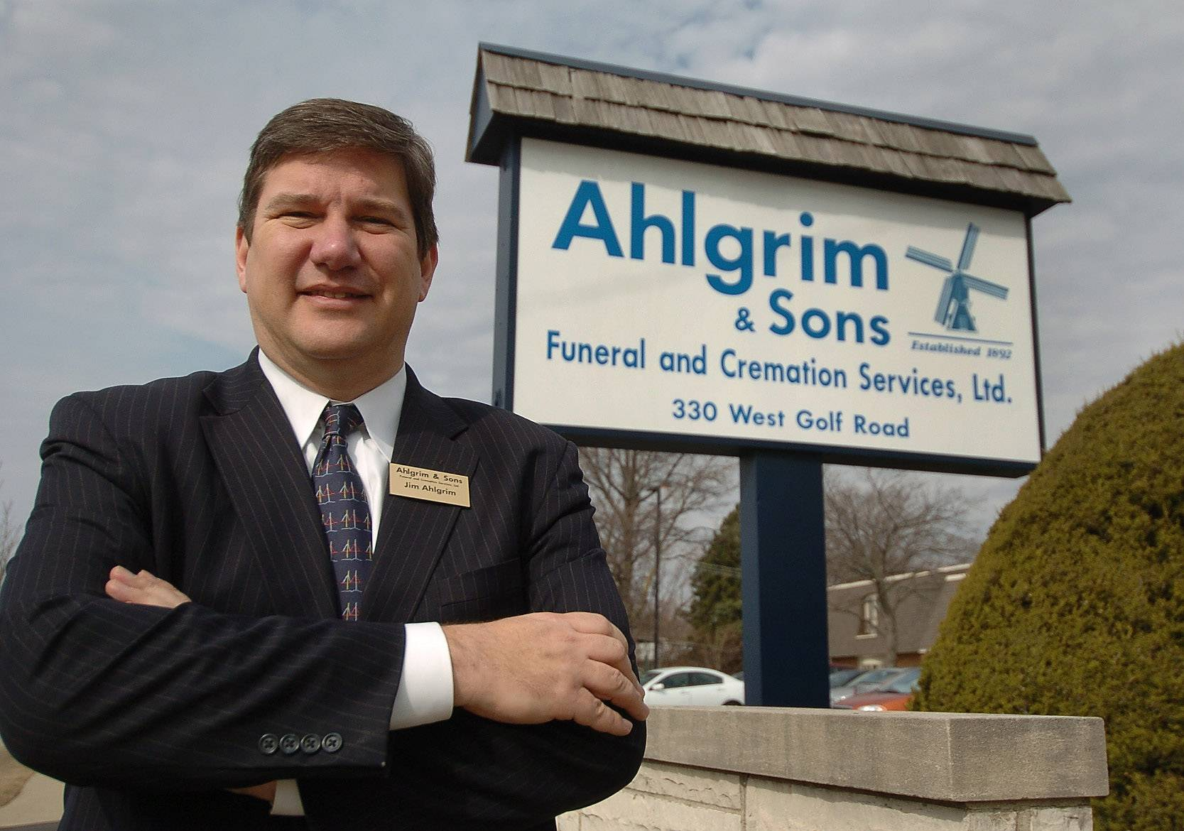 Schaumburg trustees Tuesday allowed on-site cremations at village funeral homes with a special-use permit in response to a request for a change in the zoning code from Jim Ahlgrim, co-owner of Ahlgrim & Sons Funeral and Cremation Services.
