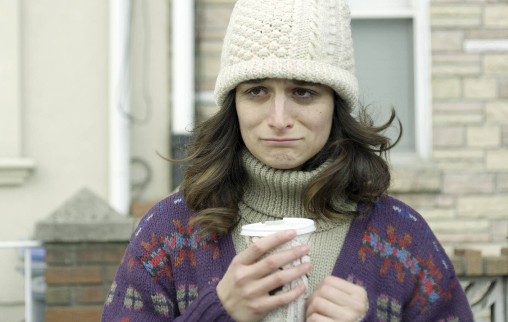"A comic (Jenny Slate) becomes pregnant after a one-night stand in ""Obvious Child."""