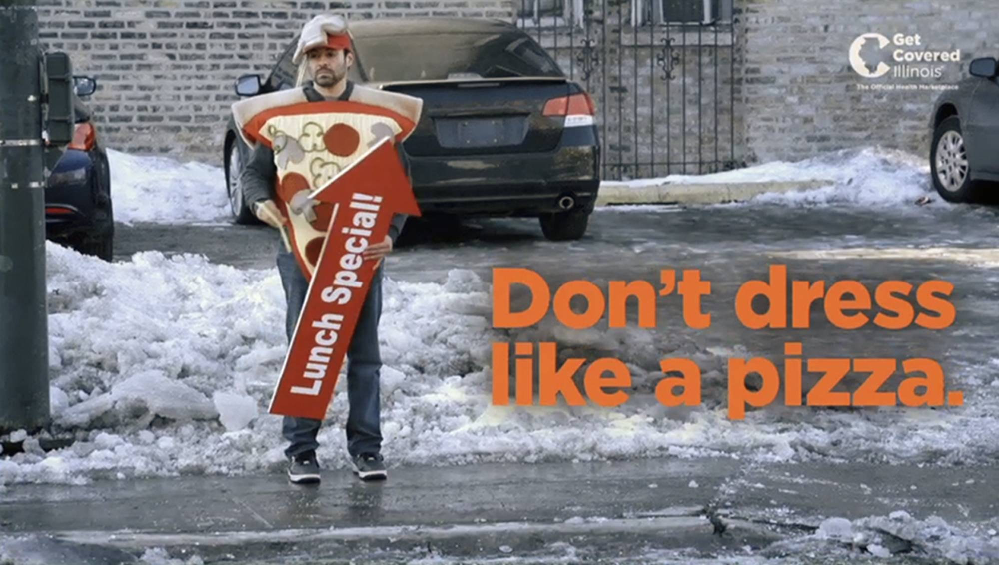 Illinois use satirical ads to encourage young adults to sign up for health insurance by a March 31 deadline under the national health care law. The state spent $37 per enrollee on television ads — one of the highest rates in the nation.