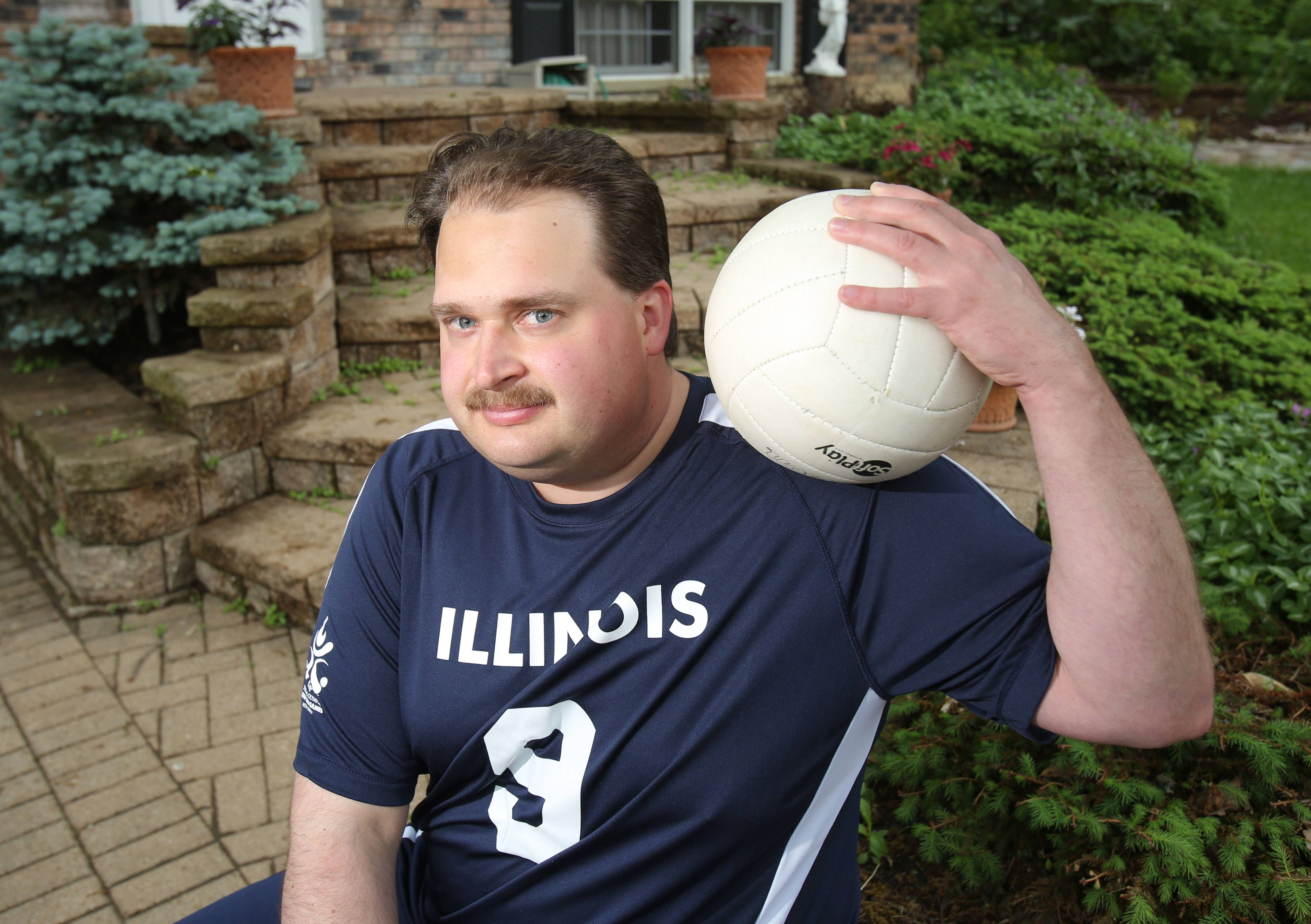 Wildwood Special Olympian takes leadership role on volleyball team