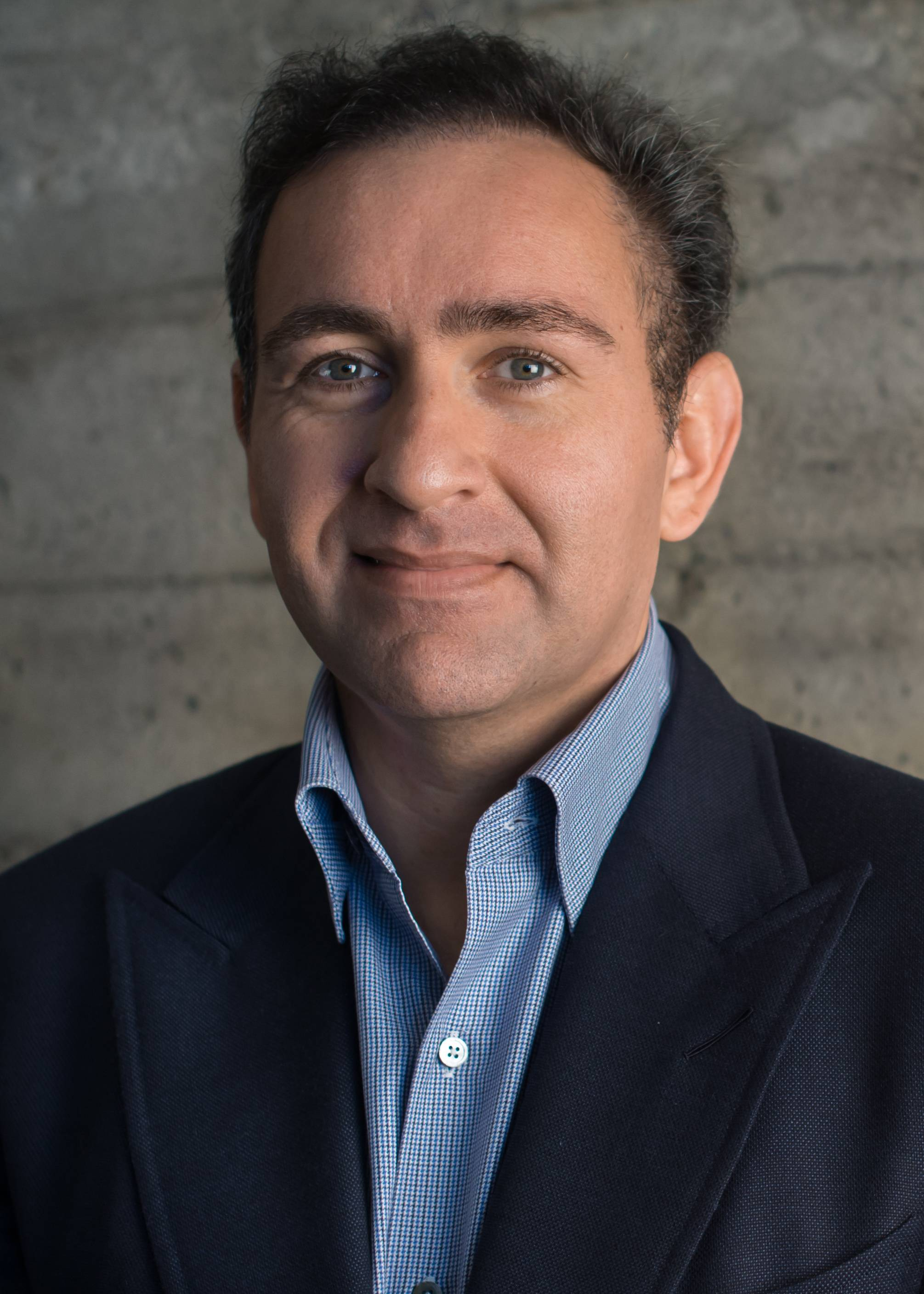 This undated photo provided by Twitter shows Chief Operating Officer Ali Rowghani. Twitter on Tuesday, June 12, 2014 announced that Rowghani has resigned from his post and won't be replaced as CEO Dick Costolo seeks more direct involvement with the company's engineering and product teams.