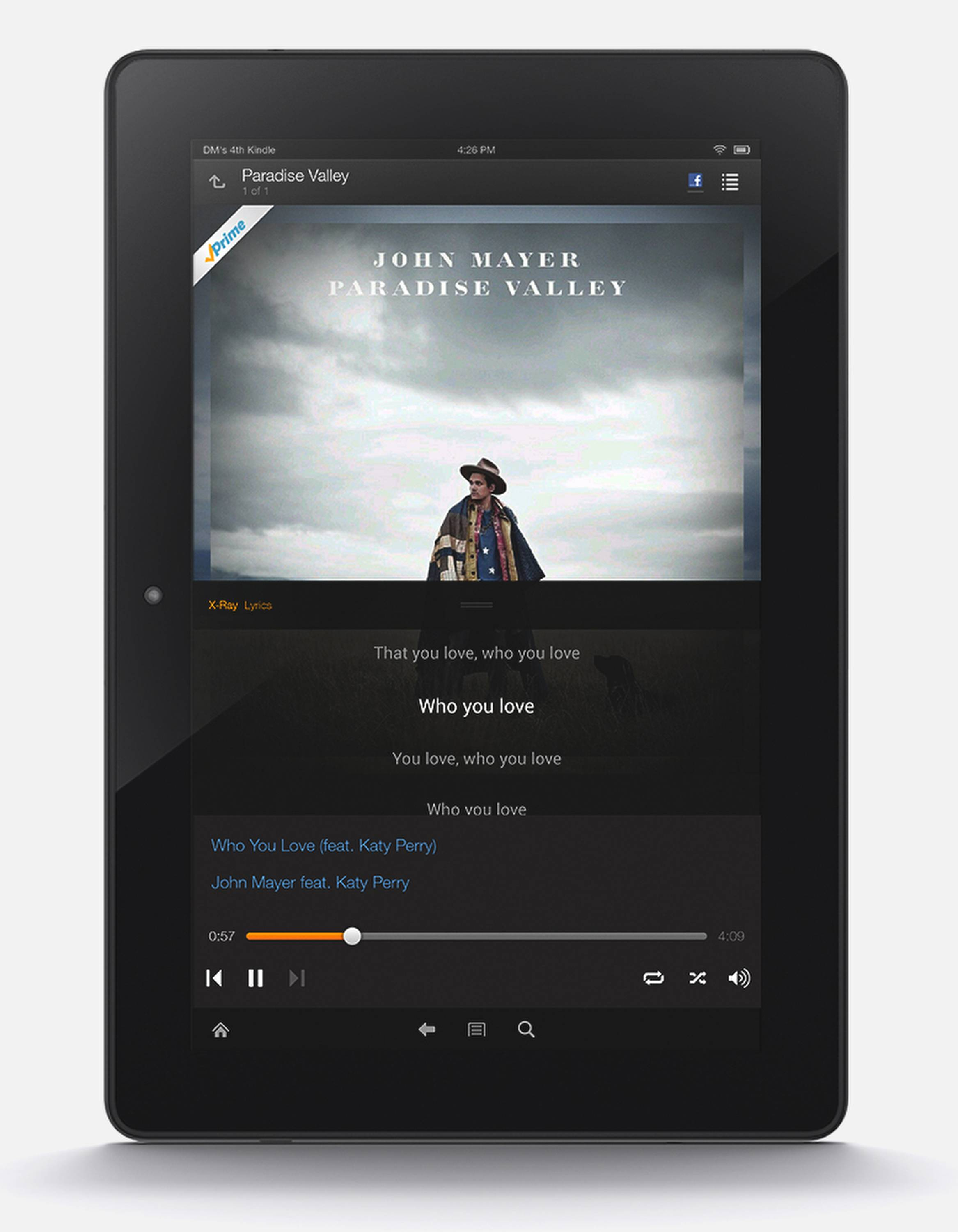 Amazon is launching a music streaming service for its Prime members, adding yet another freebie to its popular free-shipping plan ahead of the expected unveiling of its first smartphone next week.