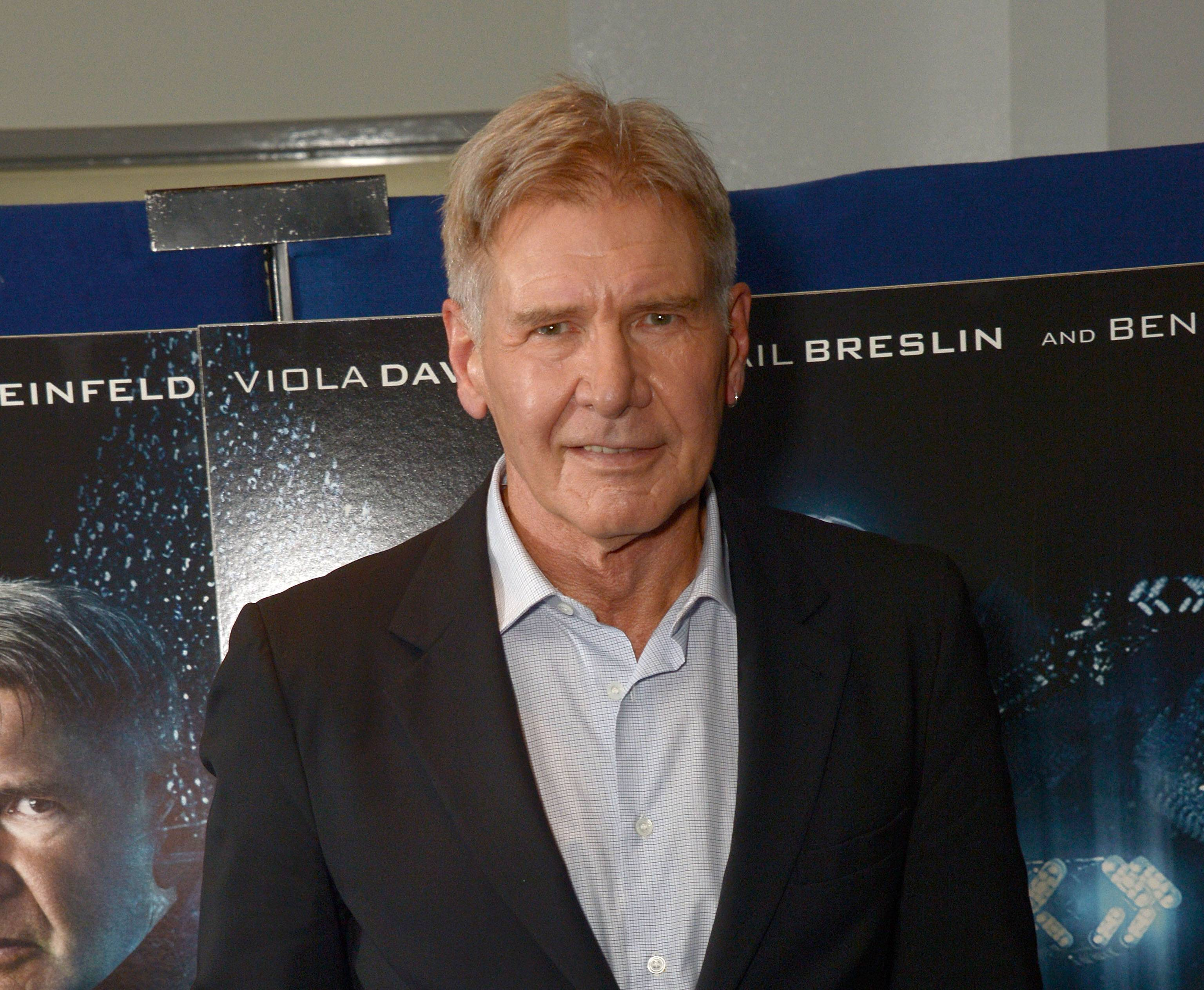 "Harrison Ford has been injured on the set of ""Star Wars: Episode VI"" and was taken to a hospital. Disney said the 71-year-old actor was being treated for an ankle injury that happened during filming Thursday."