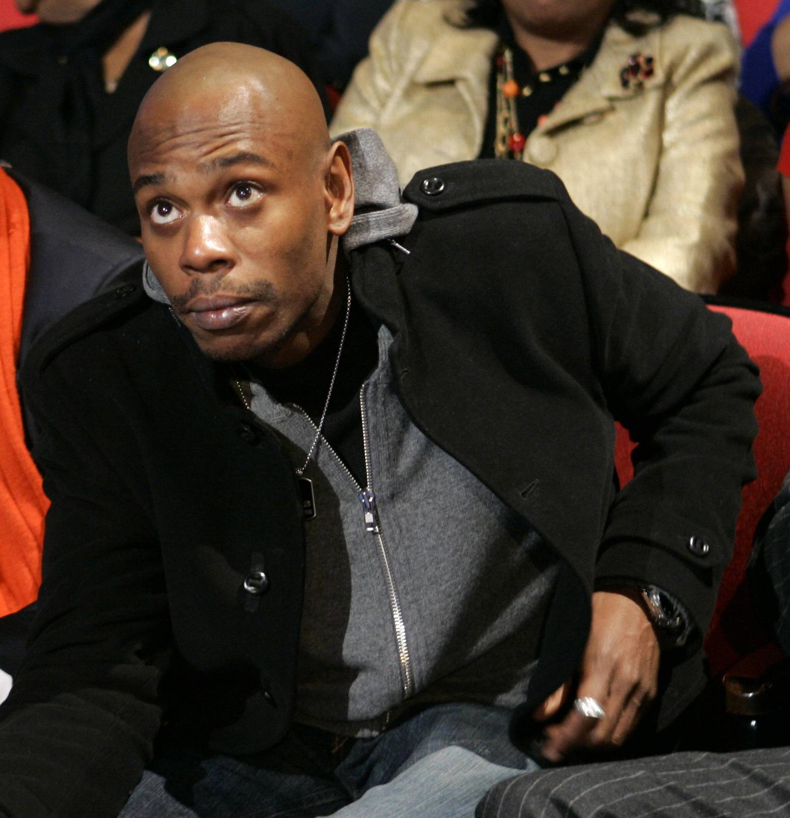 Comedian Dave Chappelle says he never quit his Comedy Central show. He's just seven years late to work.