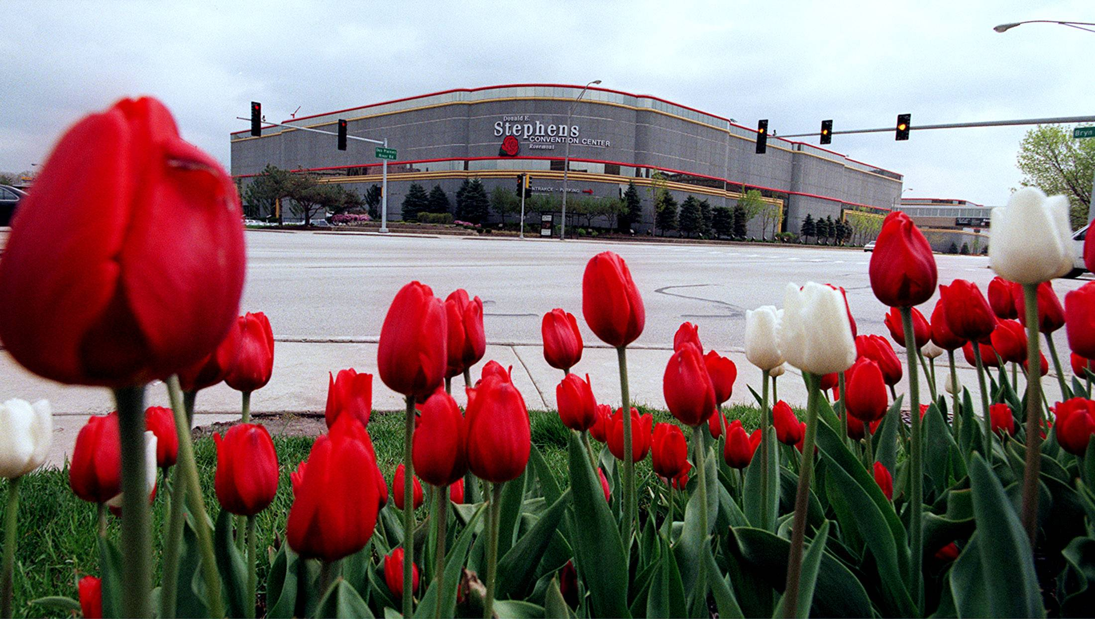 The Donald E. Stephens Convention Center in Rosemont could be in line to host a tobacco industry trade show, under legislation being considered by Gov. Pat Quinn.