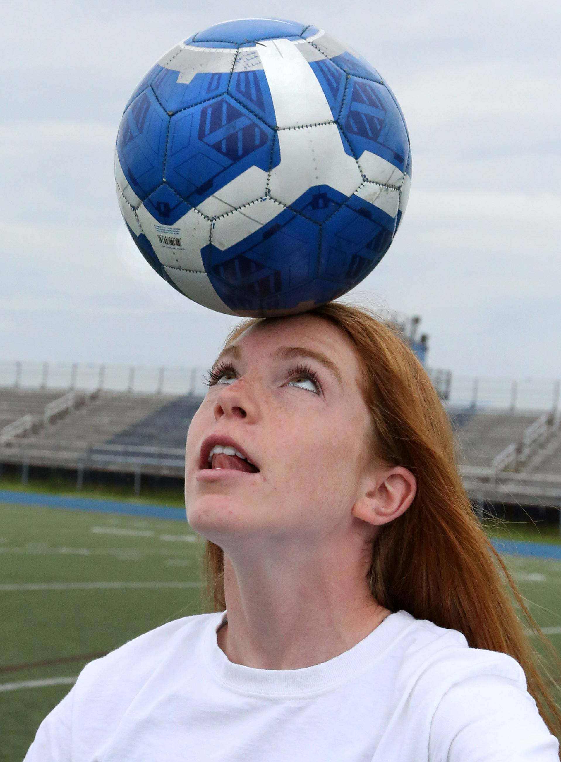 Lake Zurich soccer player Meaghan Gelinas captains the Daily Herald's girls soccer all-area team for Lake County.