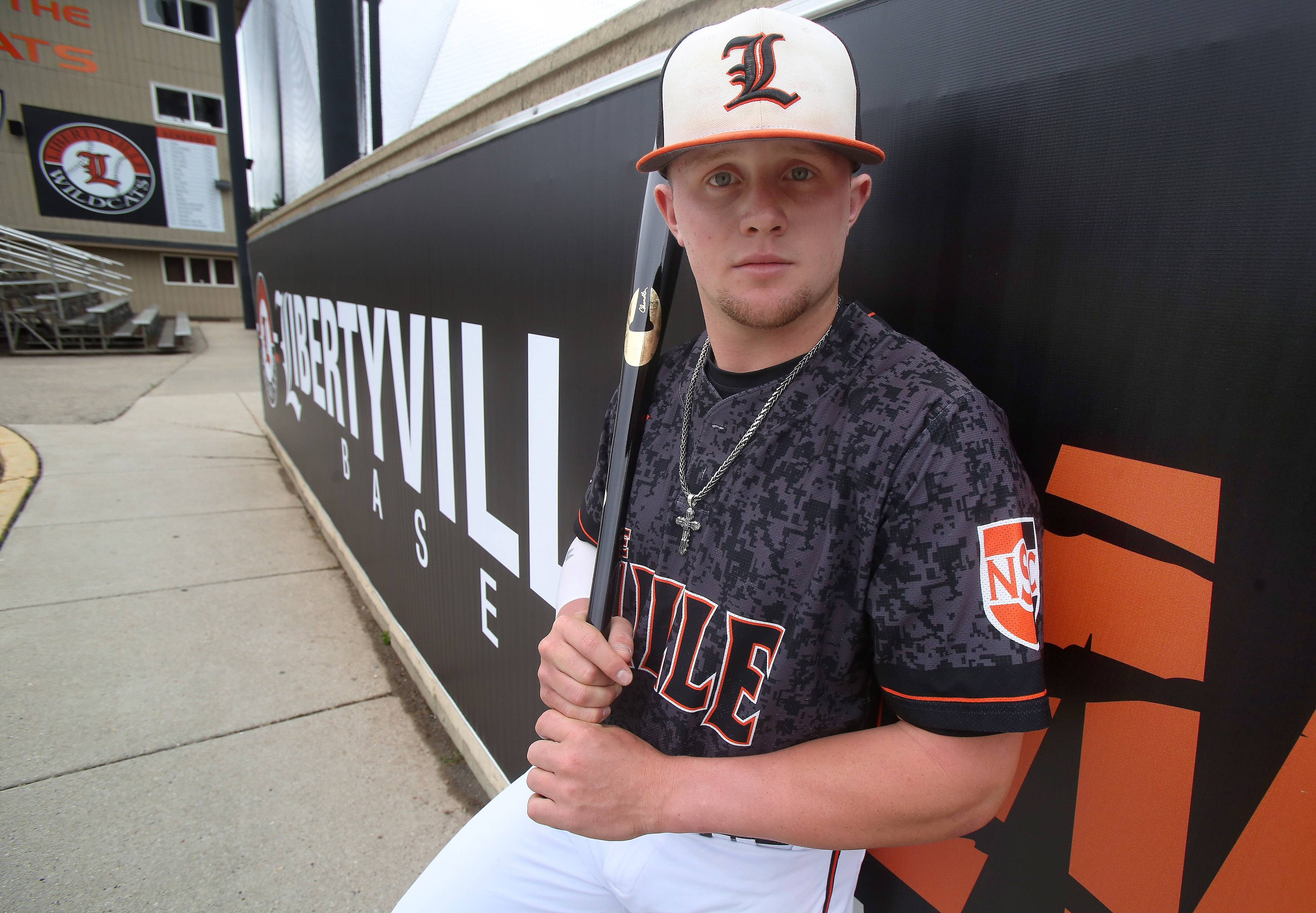 Libertyville's Evan Skoug captains the Daily Herald's all-area baseball team for Lake County.