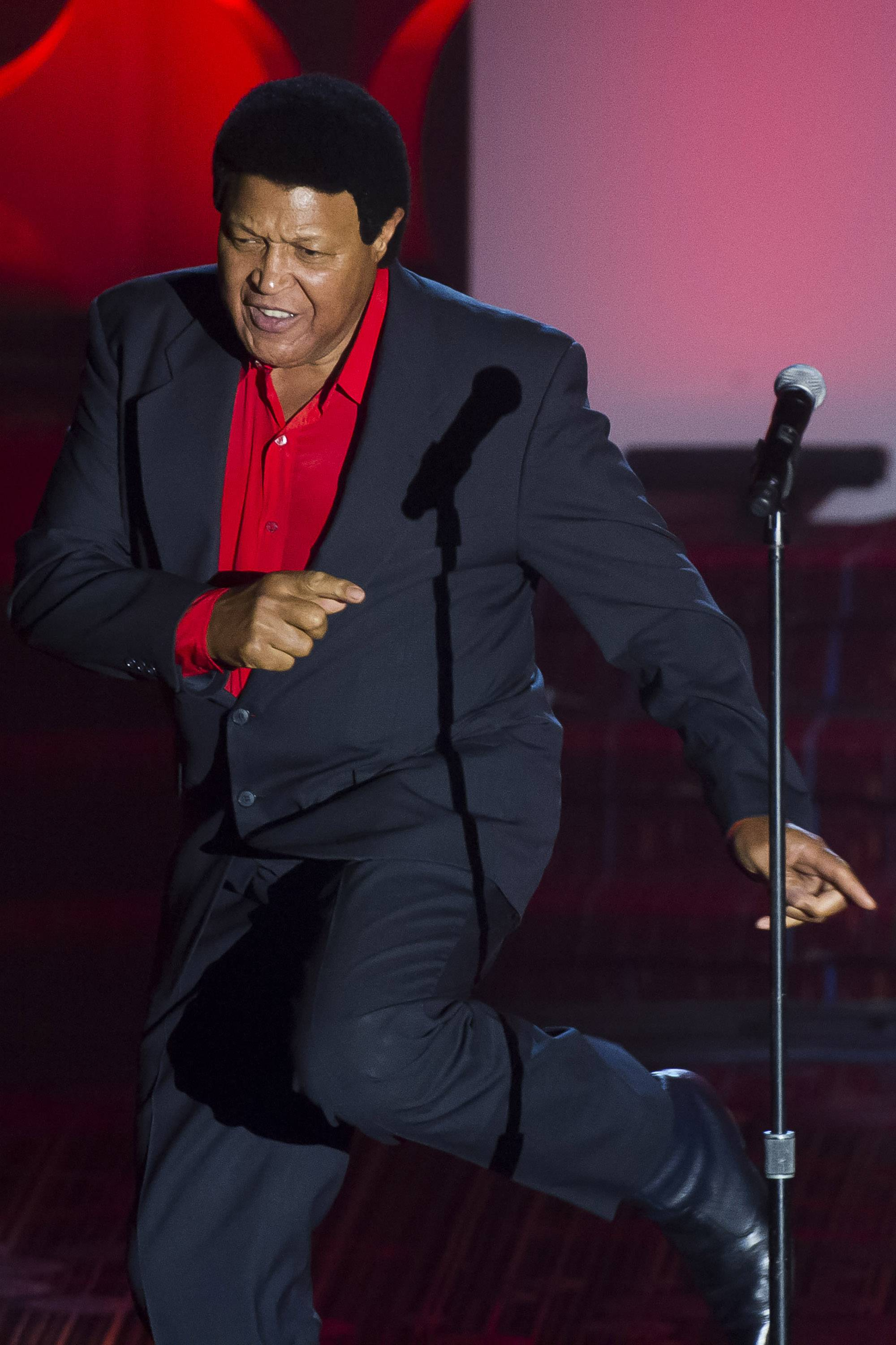 Chubby Checker wants the Rock and Roll Hall of Fame to know it's time to induct him into their exclusive club before it's too late.