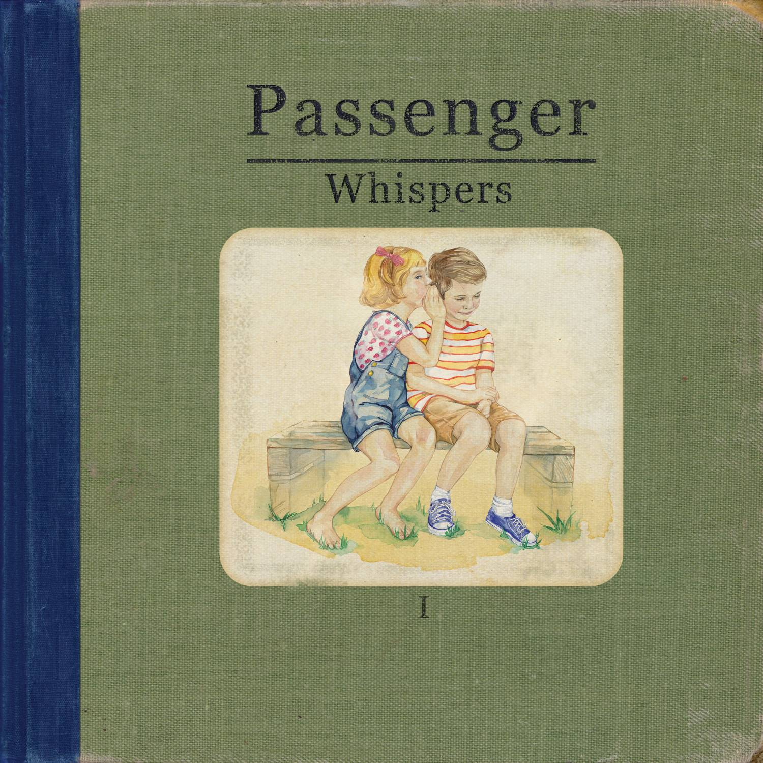 """Whispers"" is the newest from Passenger."