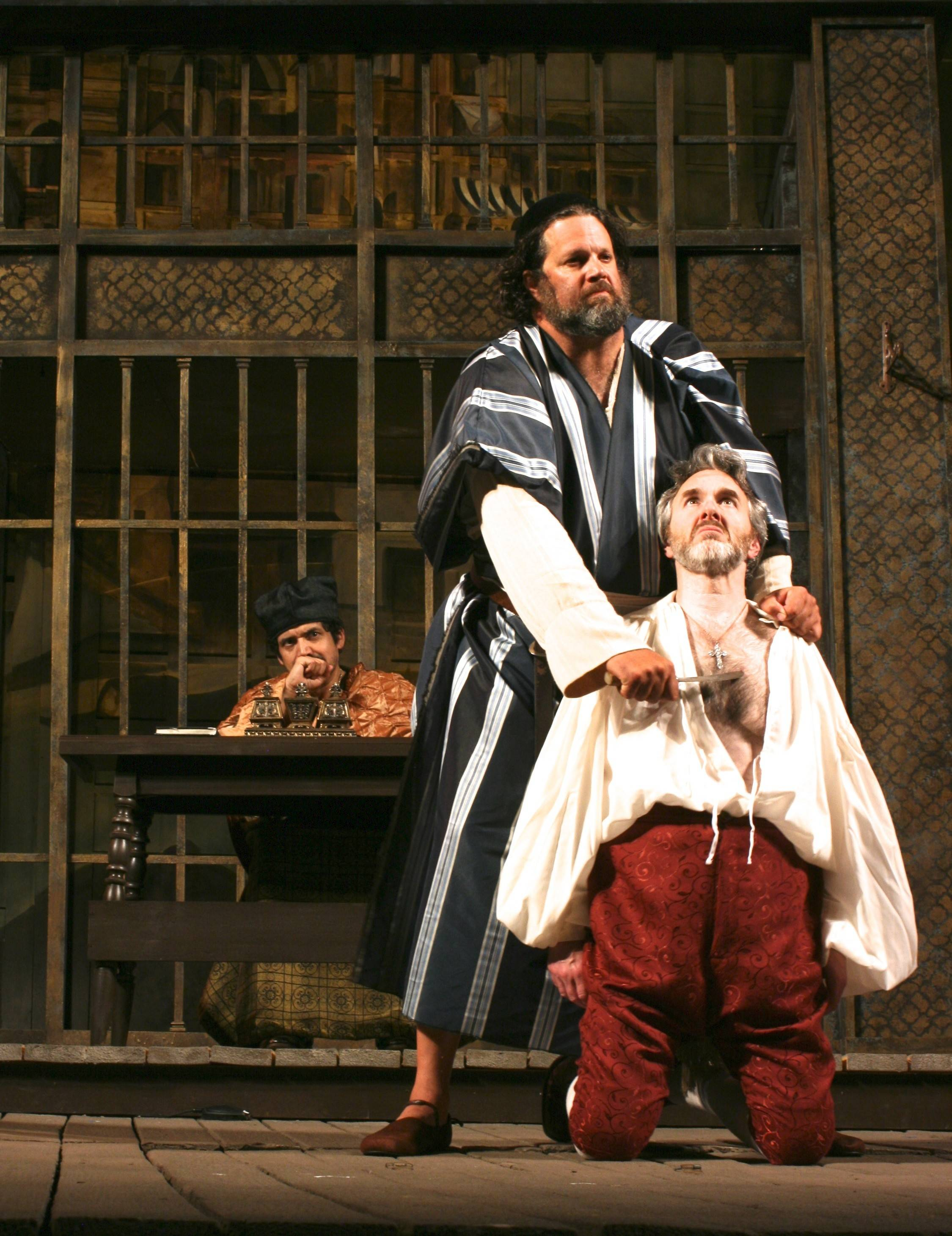 "First Folio Theatre in Oak Brook produced Shakespeare's ""The Merchant of Venice"" two summers ago as a part of its outdoor theater season."