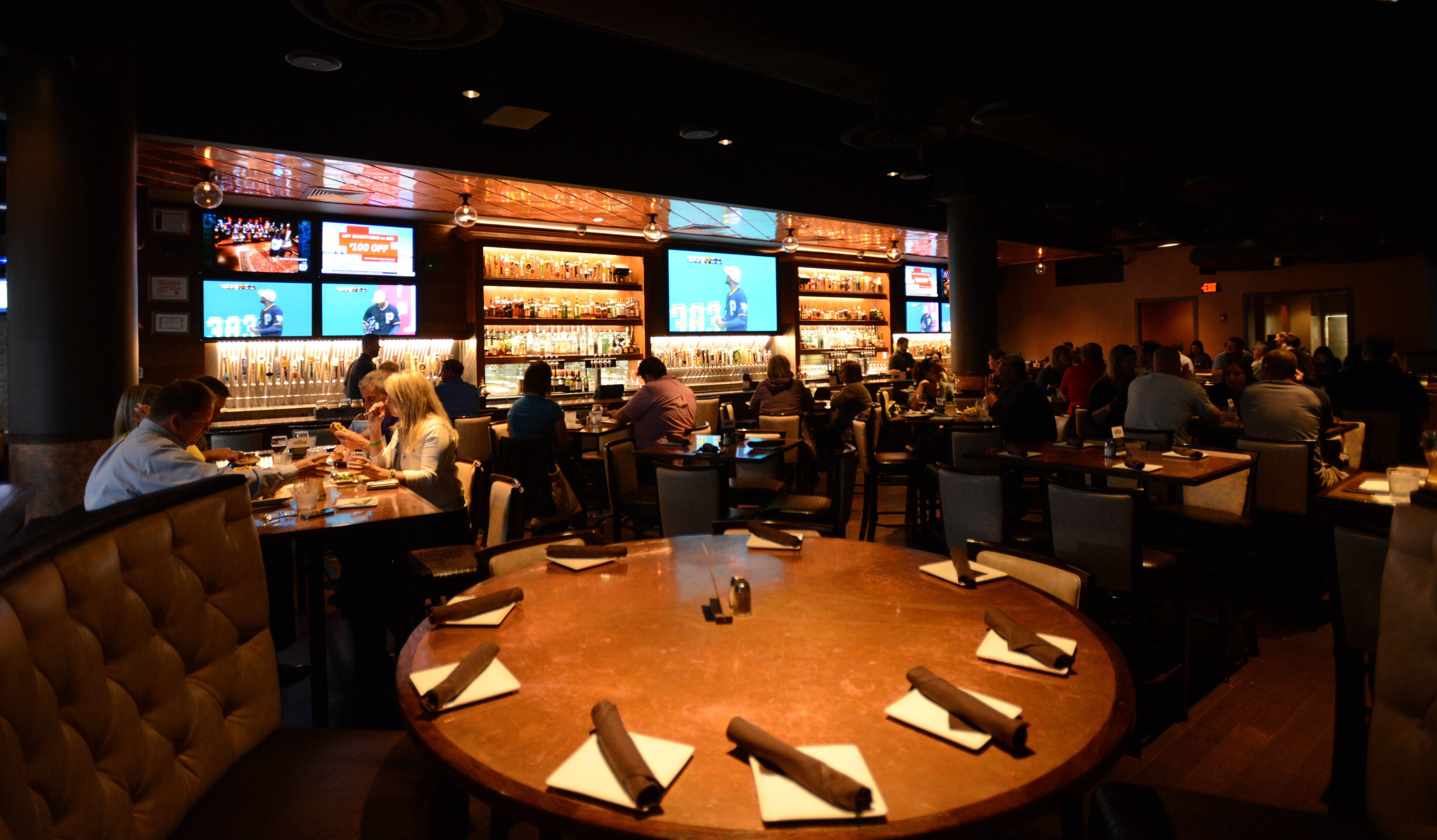 Since opening in Oak Brook in November, Old Town Pour House has been packing in the crowds.