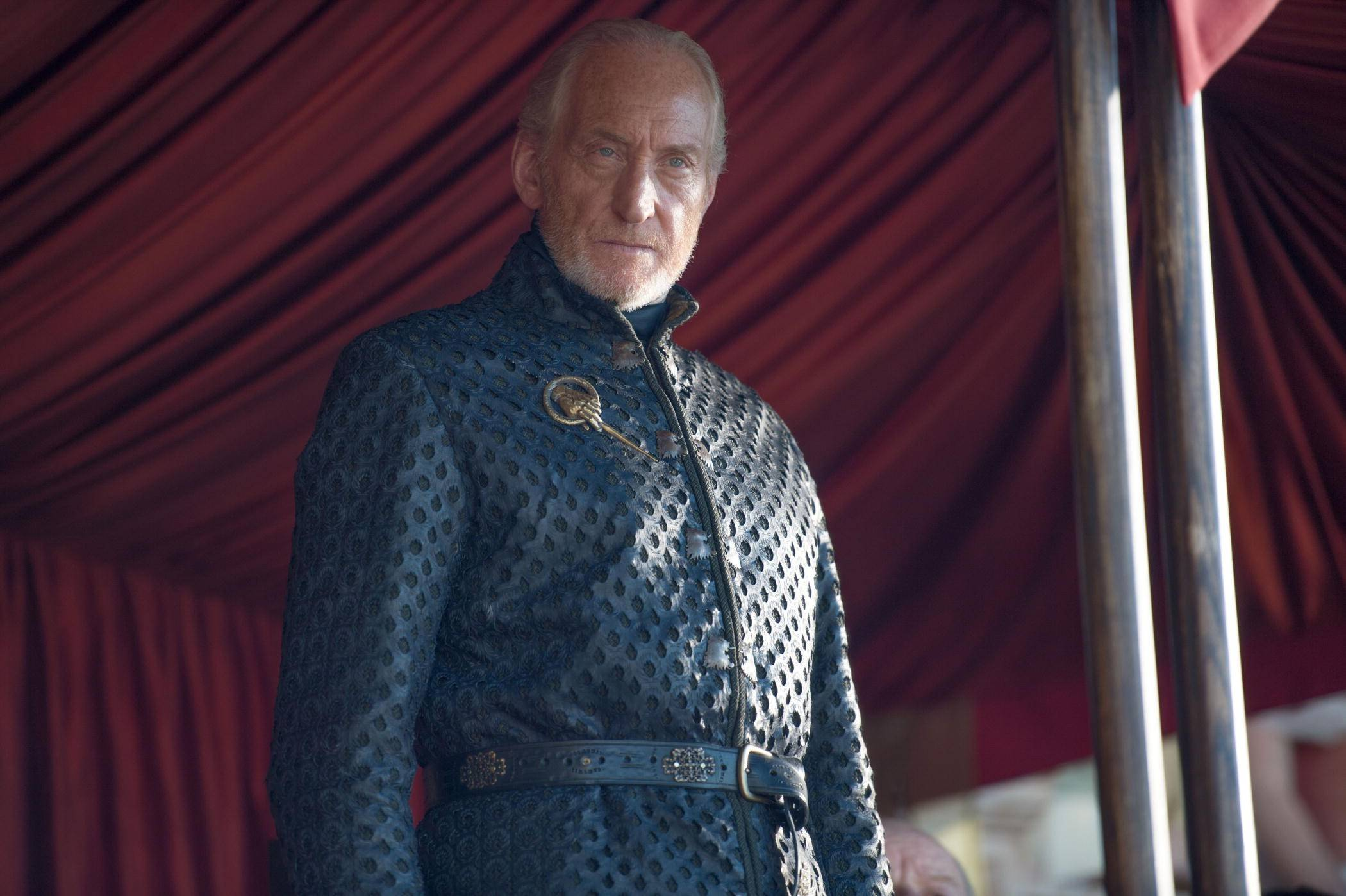 "What will become of Tywin Lannister (Charles Dance) and his family after Episode 8's shocking trial by combat? Find out on Sunday's season finale of ""Game of Thrones."""