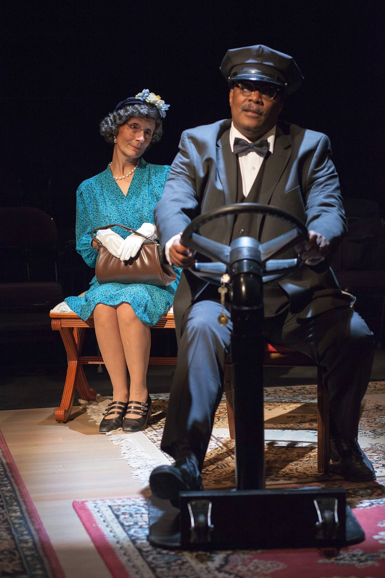 """An Evening with Playwright Alfred Uhry"" will include short selections from Uhry's Atlanta Trilogy plays including one from ""Driving Miss Daisy,"" which Harper College put on in summer 2013."