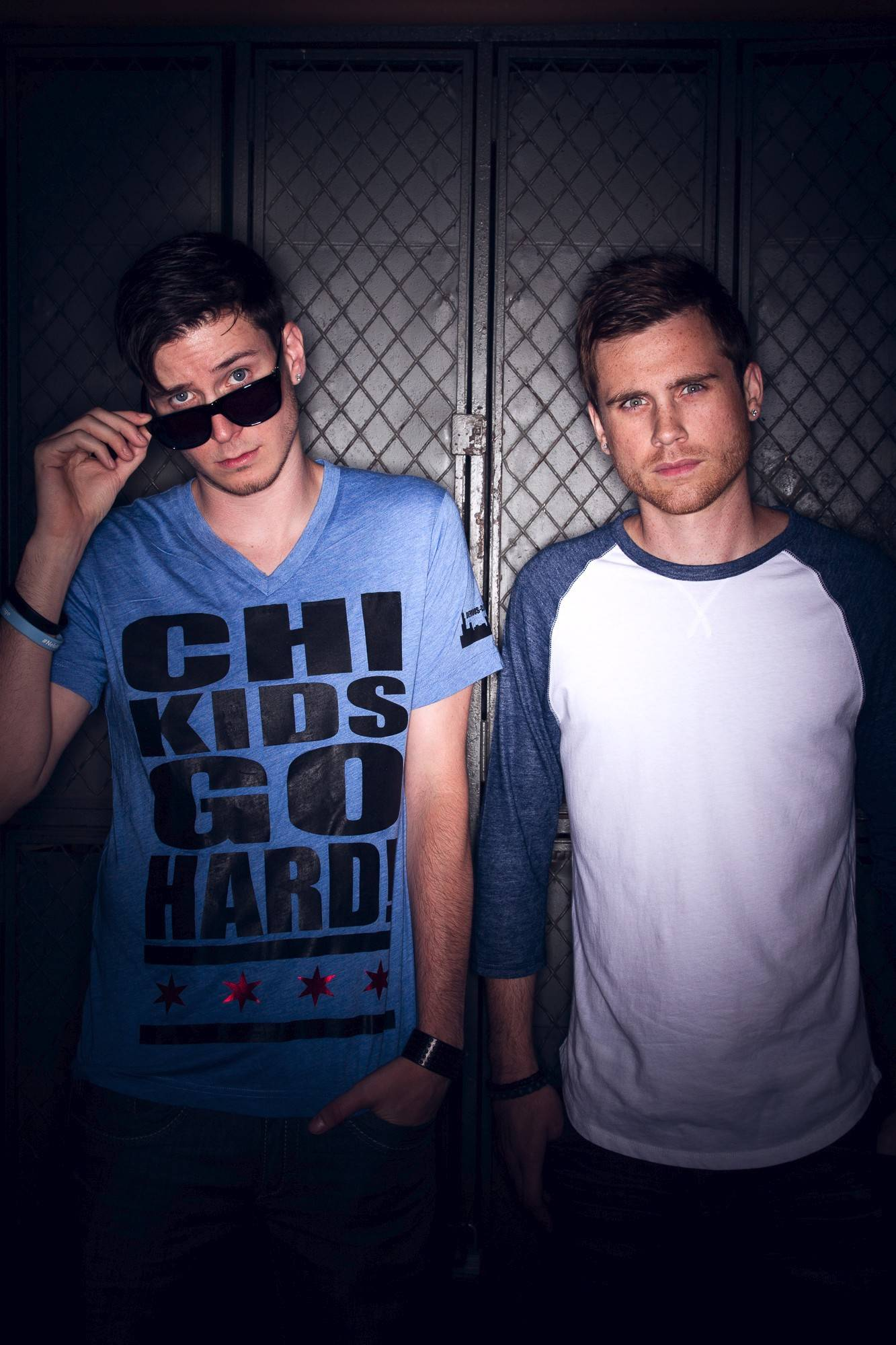 Wheaton natives Kings of Class -- DJs Bobby DeMaria and Erik Johnson -- play the Hangar Stage at 2:45 p.m. Saturday for Spring Awakening at Soldier Field.