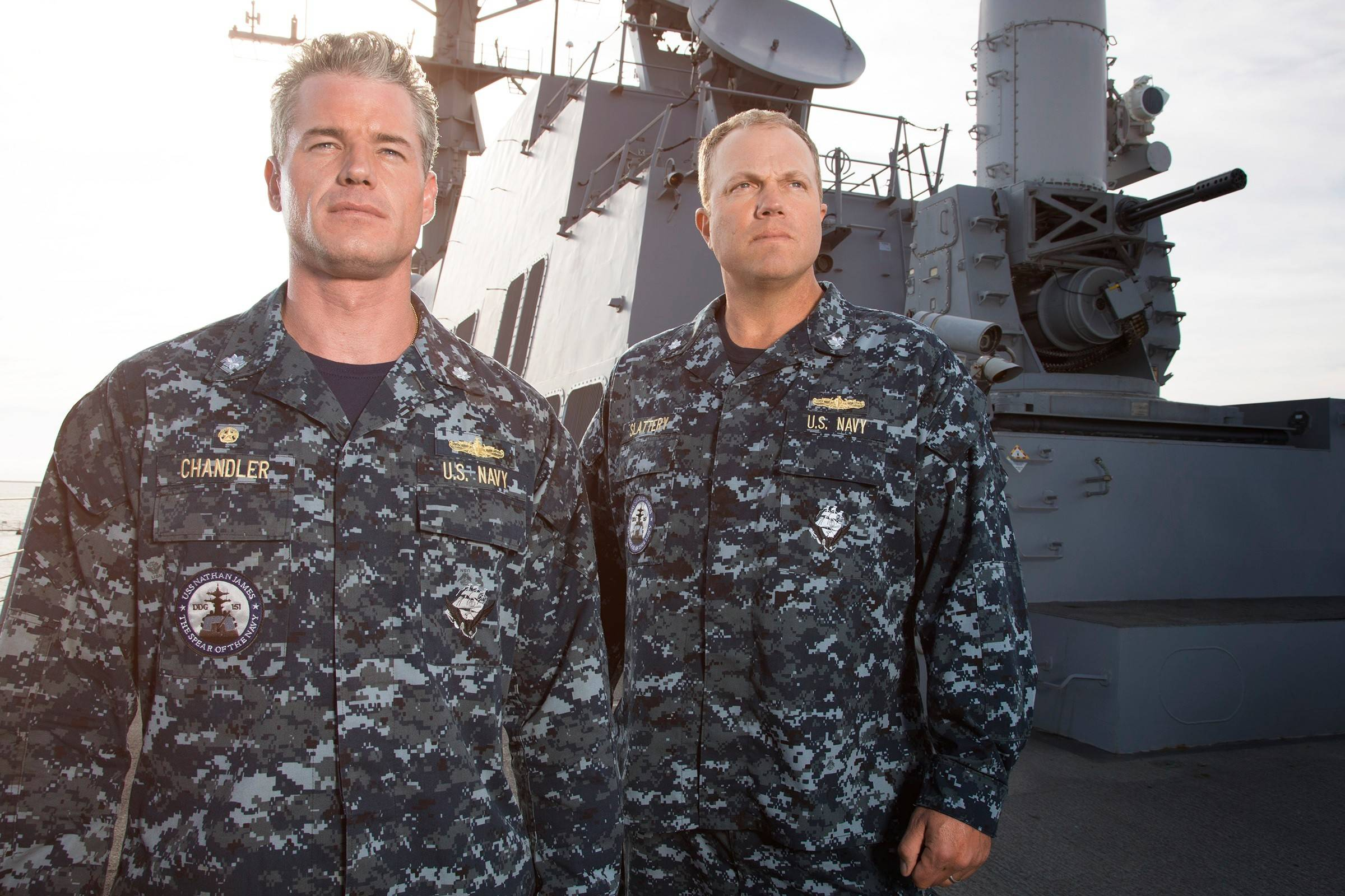 """The Last Ship"" premieres Sunday, June 22, on TNT."