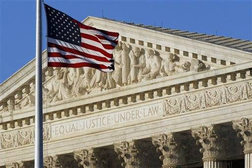 It's crunch time at the Supreme Court, where the justices are racing to issue opinions in 17 cases over the next two weeks.The religious rights of corporations, the speech rights of abortion protesters and the privacy rights of people under arrest are among the significant issues that are so far unresolved.