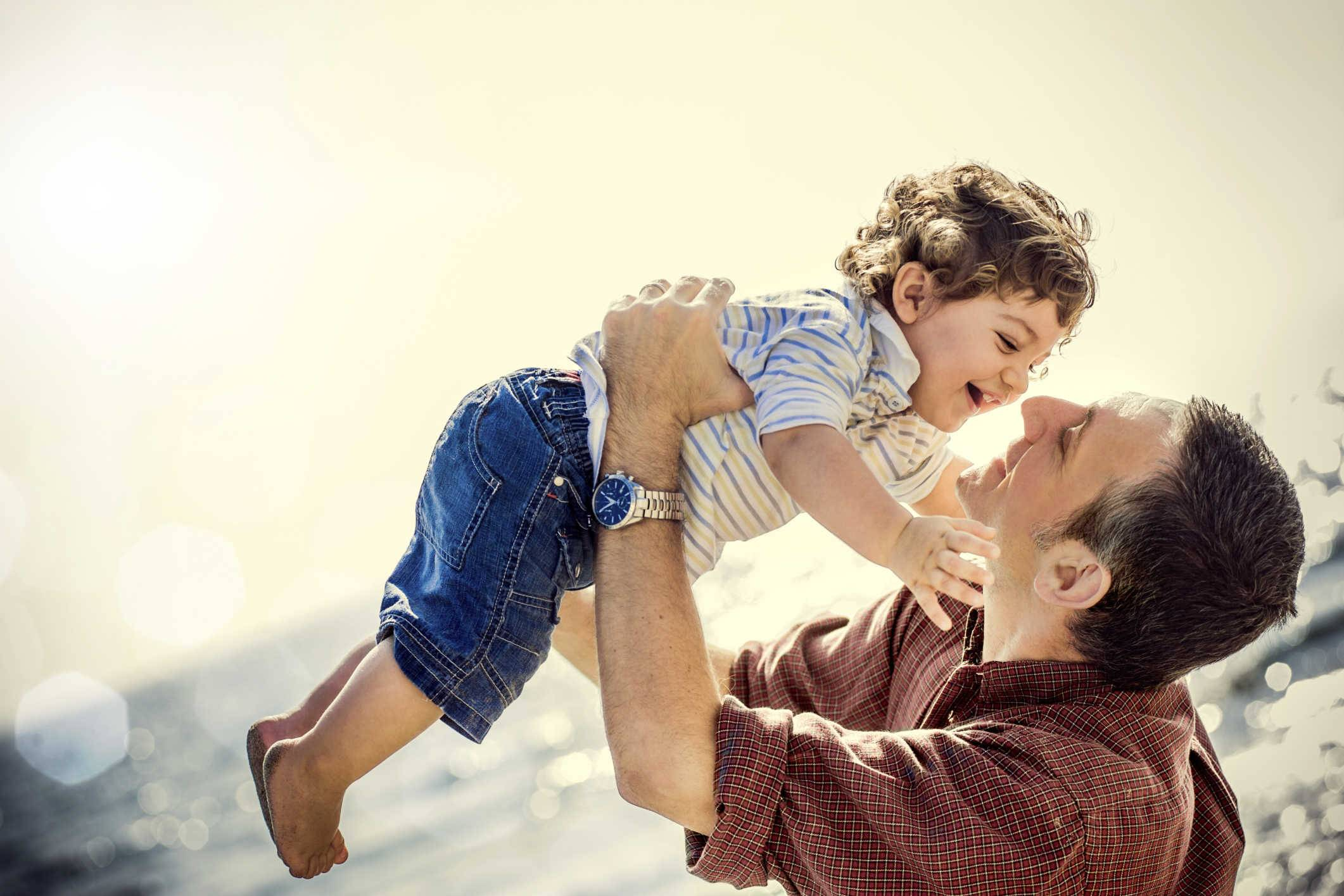 Fathers occupy a special place in our lives. They are interwoven with who we are.