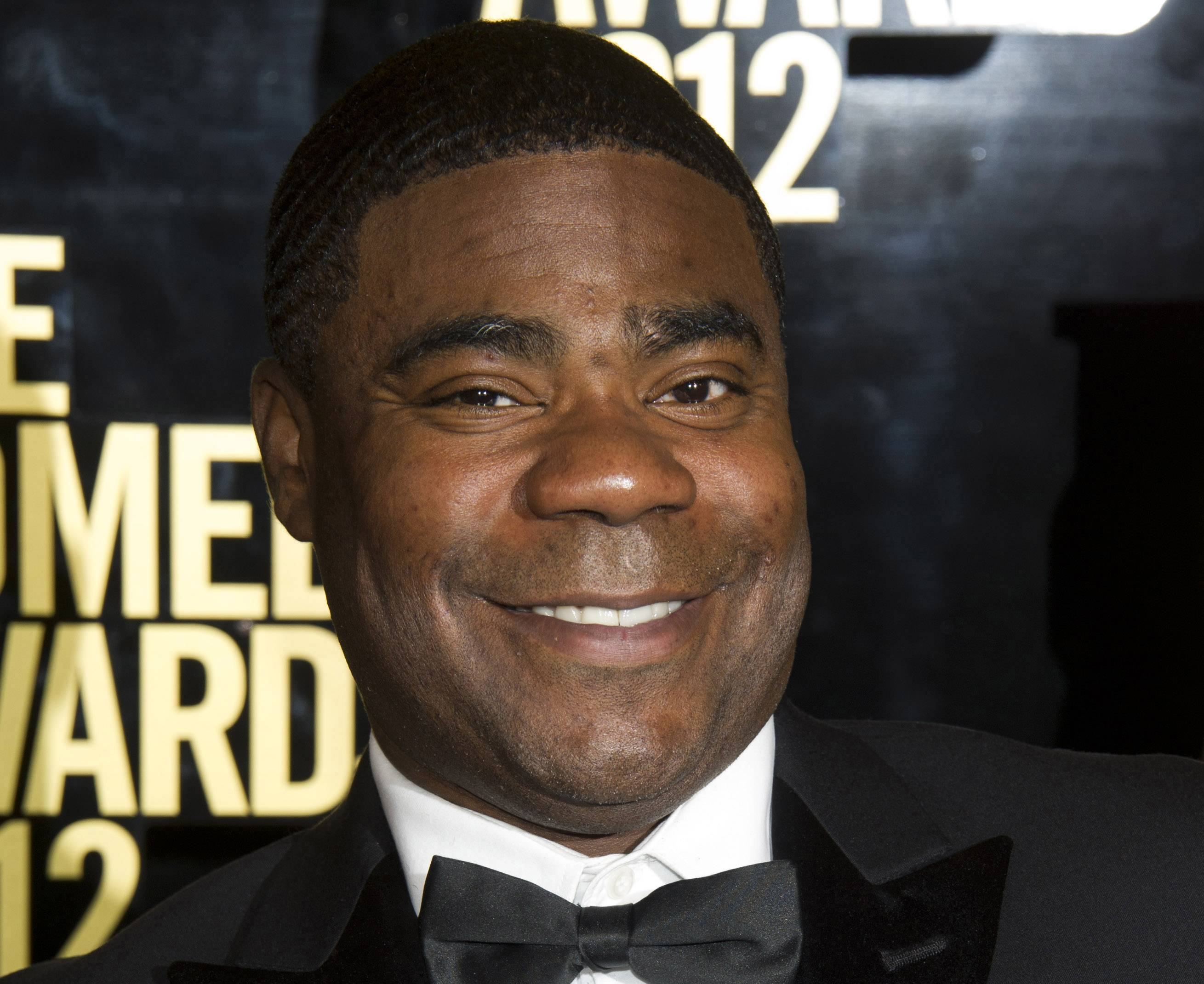 "Actor and comedian Tracy Morgan has been upgraded to fair condition following the New Jersey highway crash that badly injured him and killed one of his friends, his spokesman said Monday. ""His personality is certainly starting to come back as well,"" spokesman Lewis Kay said."