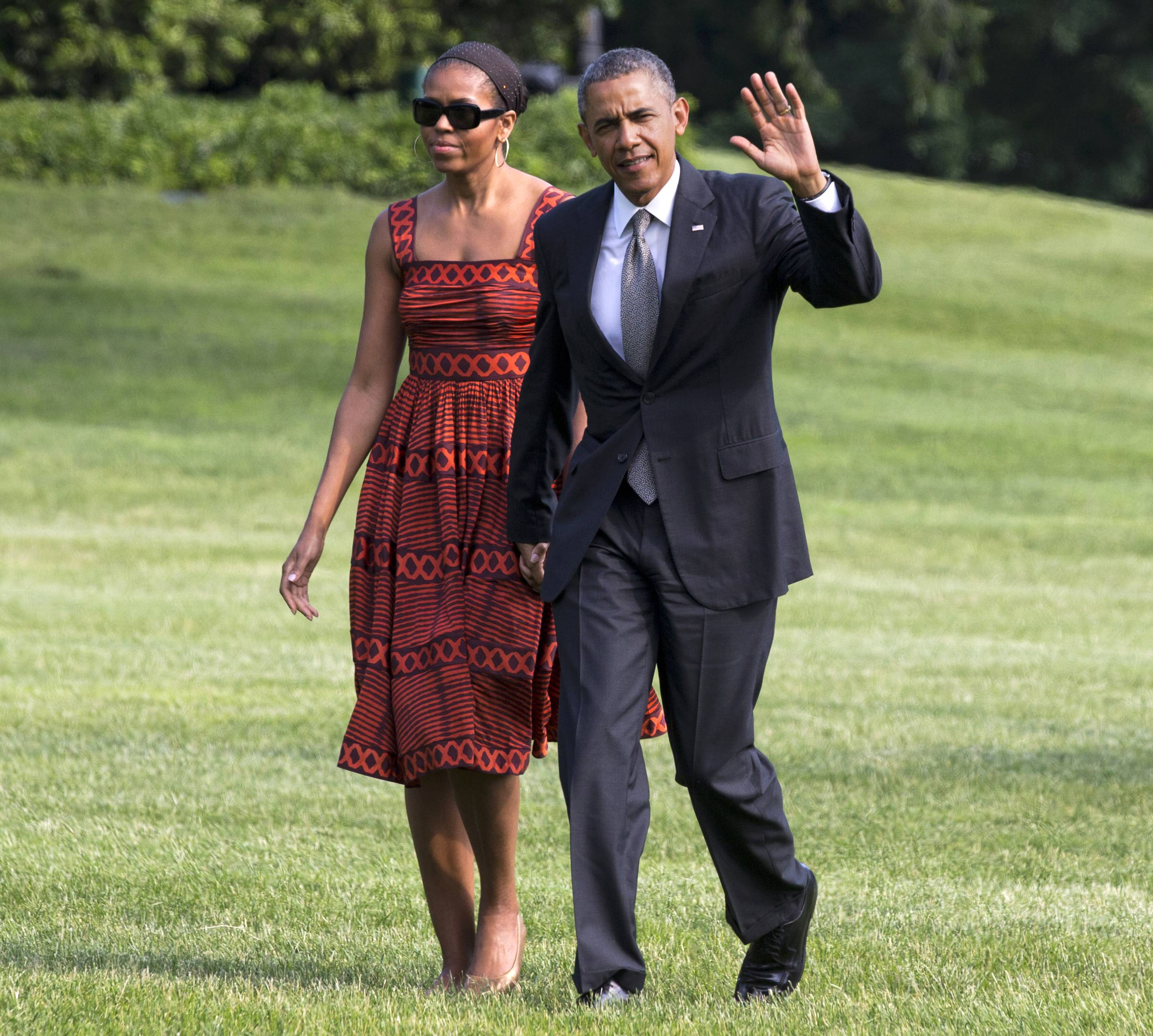 Chicago, New York, Hawaii bid for Obama library