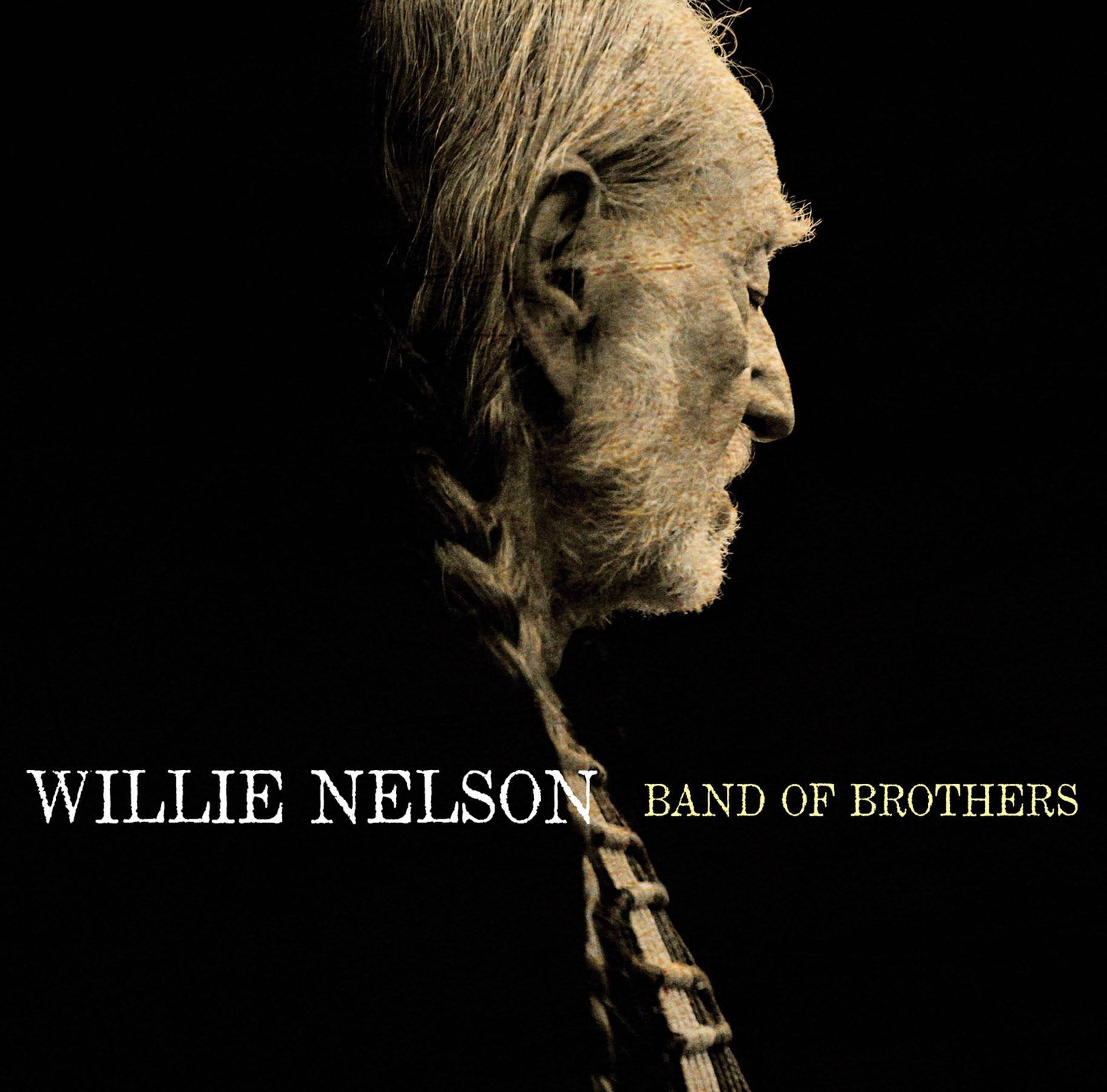 "Willie Nelson's ""Band of Brothers"" is the first album of mostly new material he penned himself since 1996."