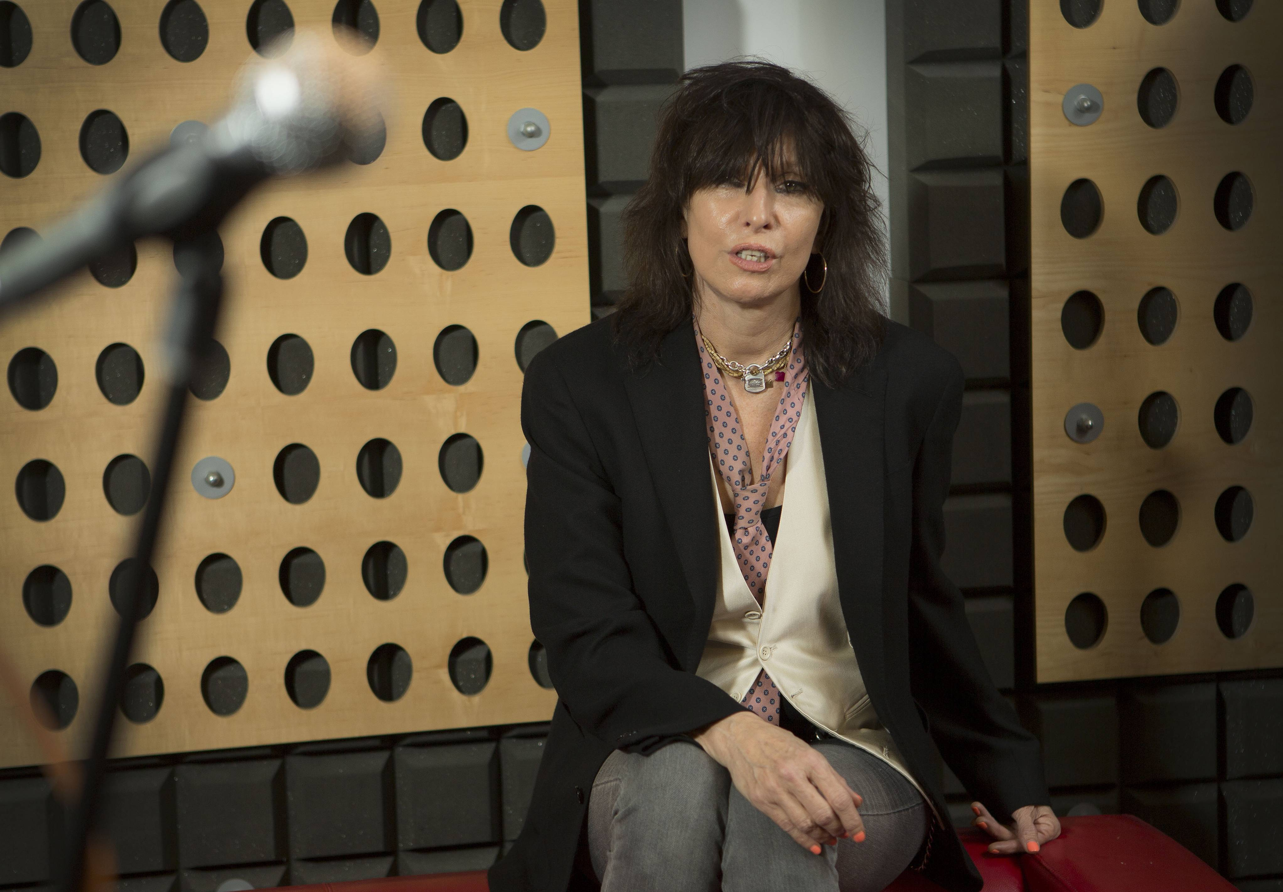 "Chrissie Hynde release of her first solo venture, ""Stockholm,"" six years after the last Pretenders album."