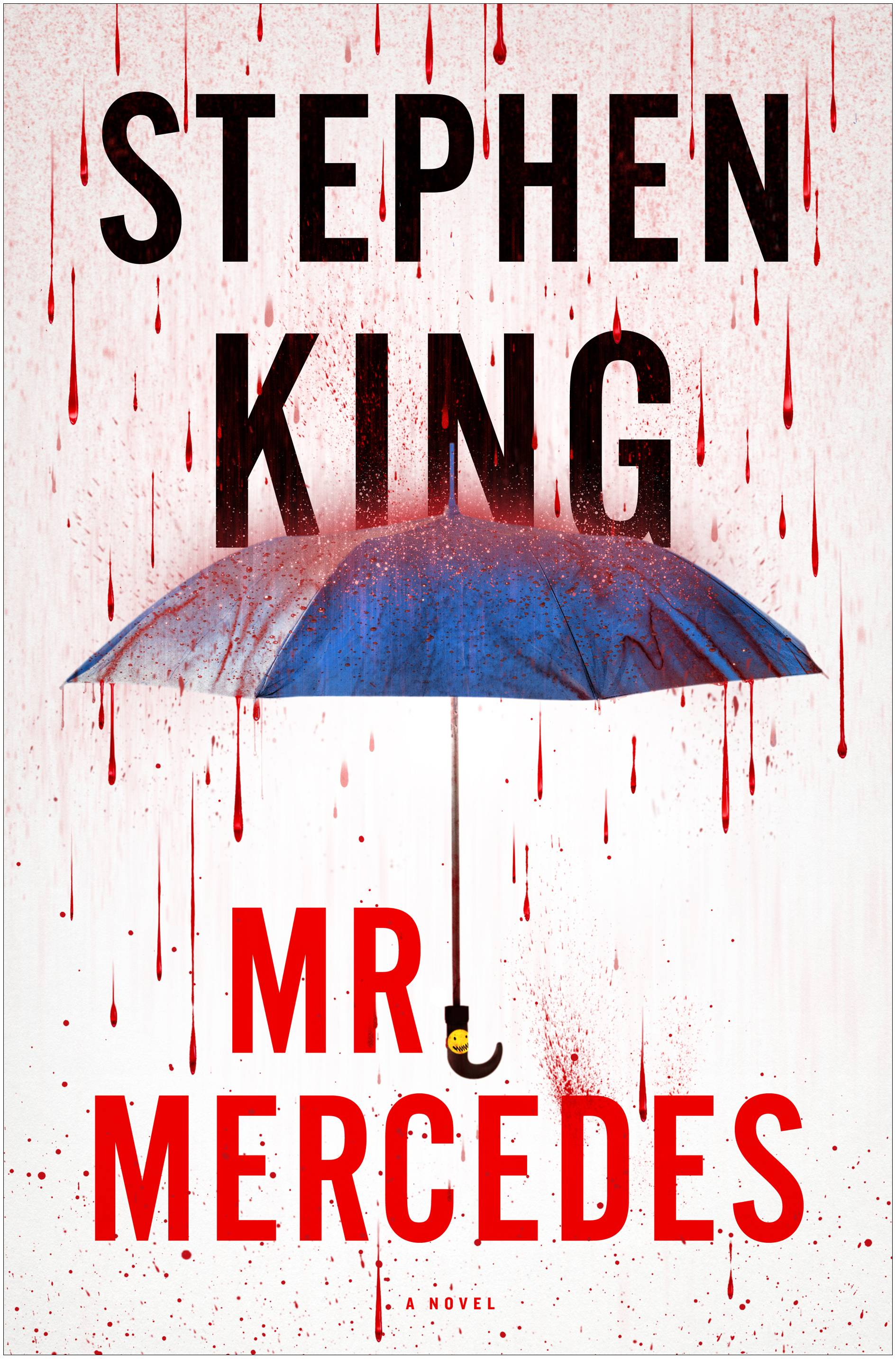 """Mr. Mercedes"" is classic Stephen King."