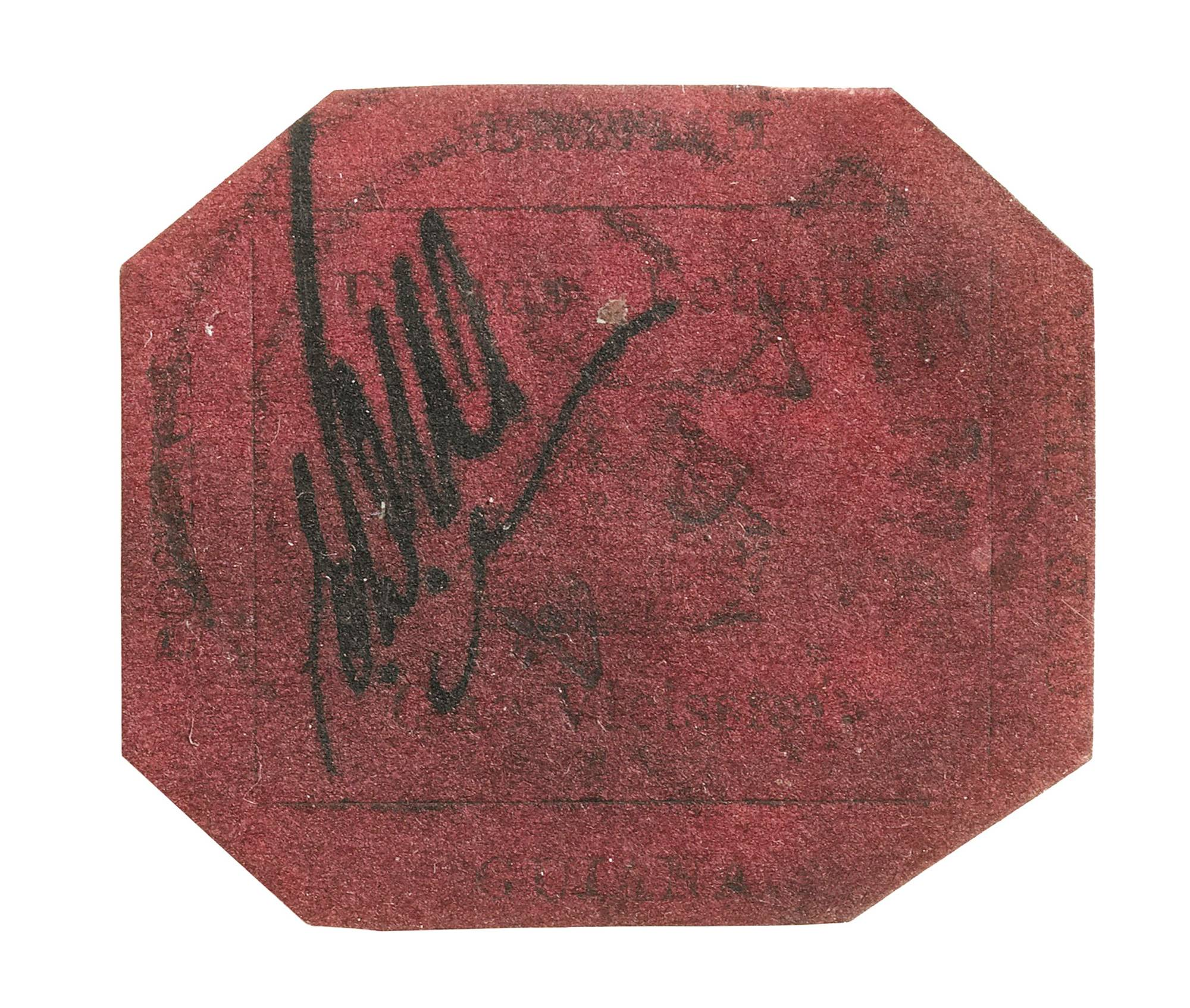 Already having set three price records for the sale of a single stamp, the 1-cent 1856 British Guiana stamp is poised to set a fourth when it is offered at auction by Sotheby's on Tuesday, June 17, 2014.