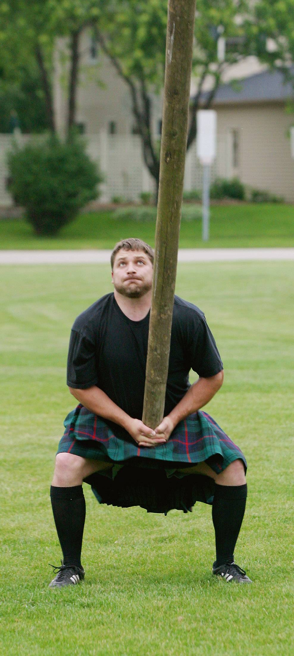 The Scottish Festival and Highland Games returns to Itasca this weekend.